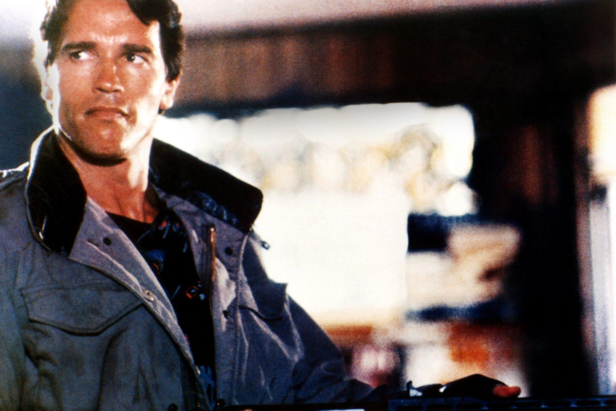 THE TERMINATOR, Arnold Schwarzenegger, 1984, © Orion/courtesy Everett Collection
