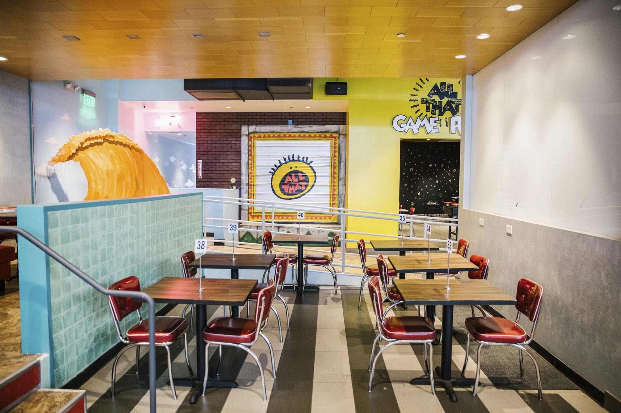 All ThatBTSGood Burger openingCR: Nickelodeon
