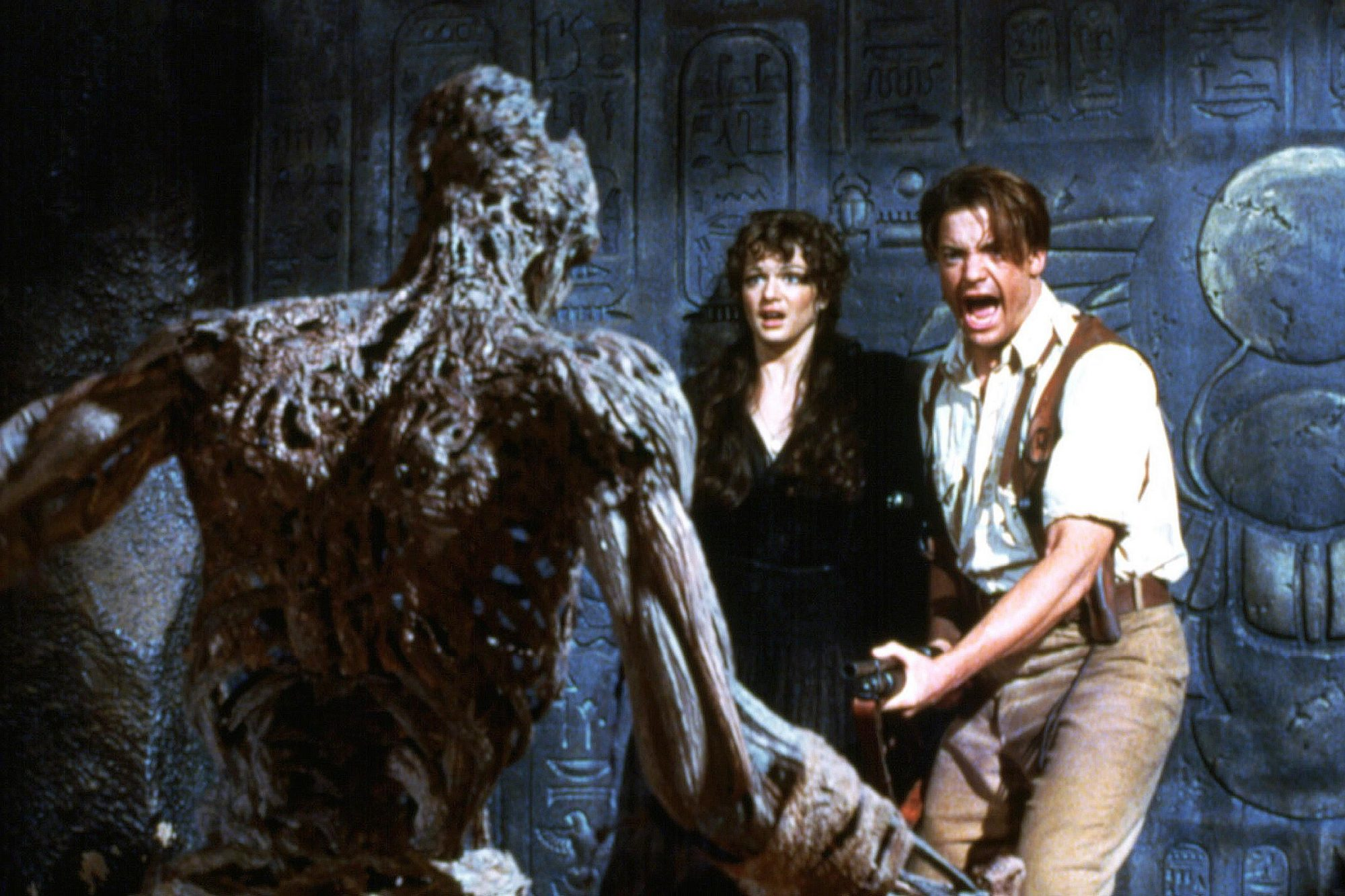 Unwrapping the Mummy Timeline