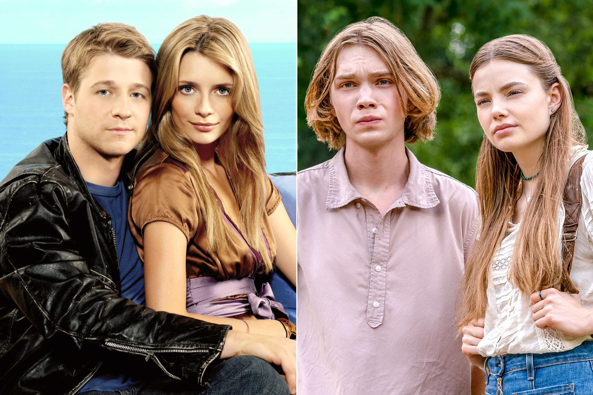 THE O.C., Benjamin McKenzie, Mischa Barton, (Season 3), 2003-2007. photo: © WB / Courtesy: Everett Collection Looking For Alaska -- Episode -- Looking For Alaska is an 8-episode limited series based on the John Green novel of the same name. It centers around teenager Miles ìPudgeî Halter (Charlie Plummer), as he enrolls in boarding school to try to gain a deeper perspective on life. He falls in love with Alaska Young (Kristine Froseth), and finds a group of loyal friends. But after an unexpected tragedy, Miles and his close friends attempt to make sense of what theyíve been through. , shown. (Photo by: Alfonso Bresciani/Hulu)