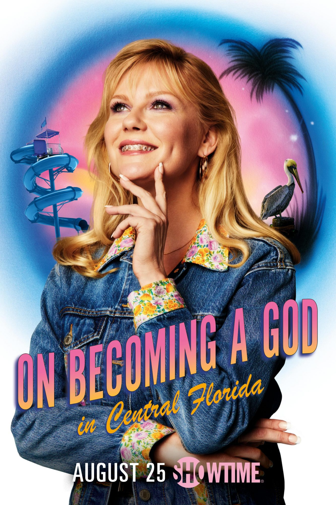 On Becoming a God In Central Florida (2019) Key art CR: SHOWTIME