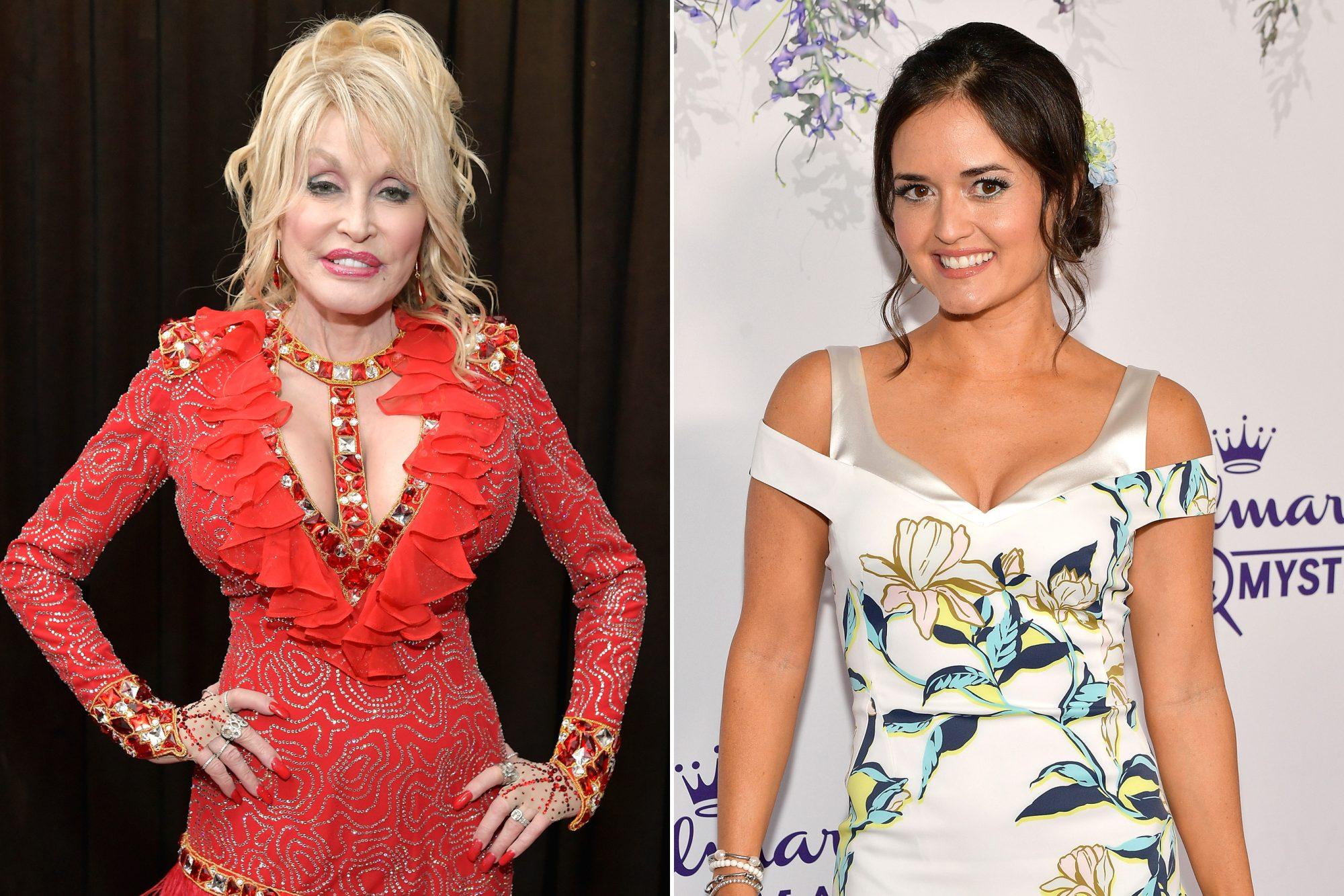 Dolly Parton; Danica McKellar