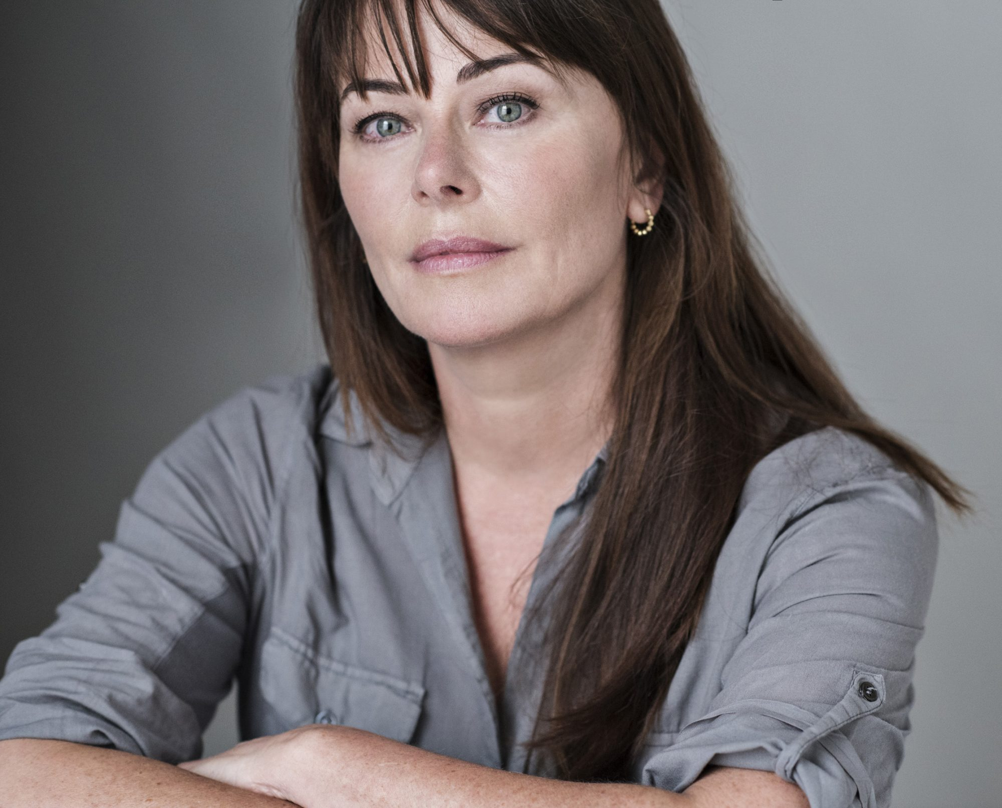 Polly Walker (by Ruth Crafer)