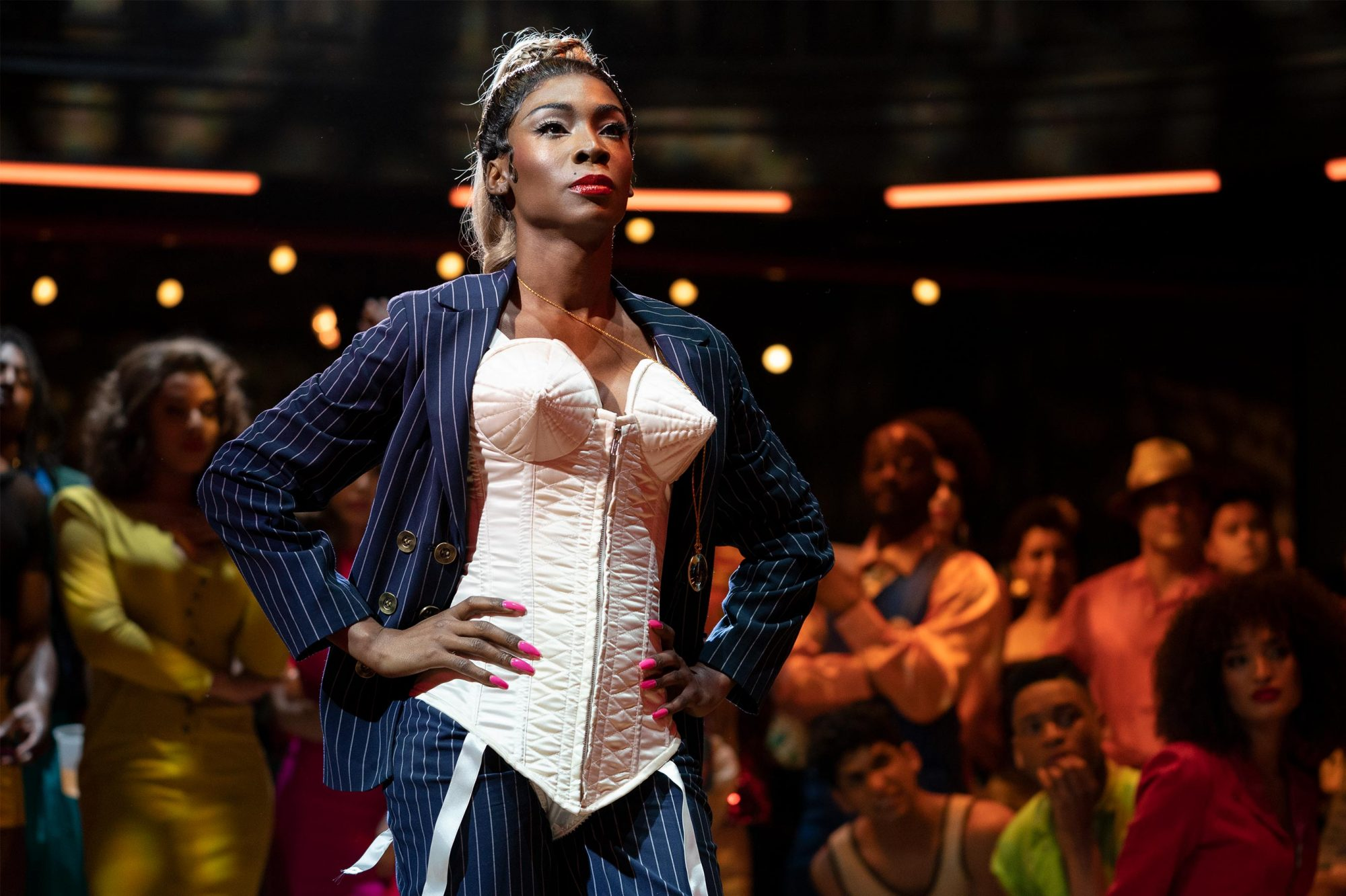 "POSE -- ""Never Knew Love Like This Before"" -- Season 2, Episode 4 (Airs Tues, July 9, 10:00 p.m. e/p) Pictured: Angelica Ross as Candy. CR: Macall Polay/FX"
