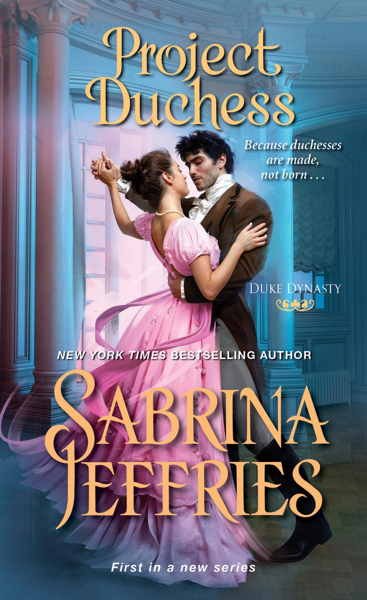 Project Duchess by Sabrina Jeffries CR: Zebra Books