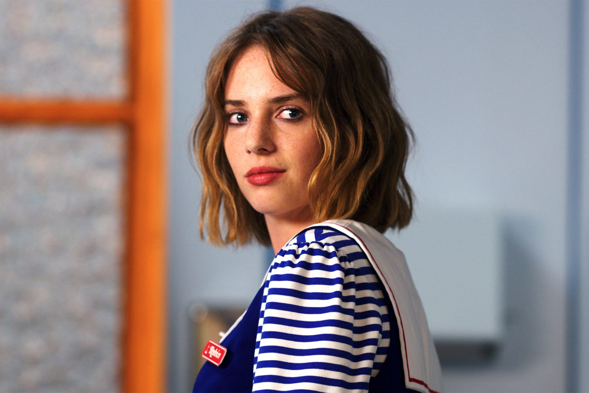 Stranger Things 3 Season 3 Maya Hawke as Robin CR: Netflix