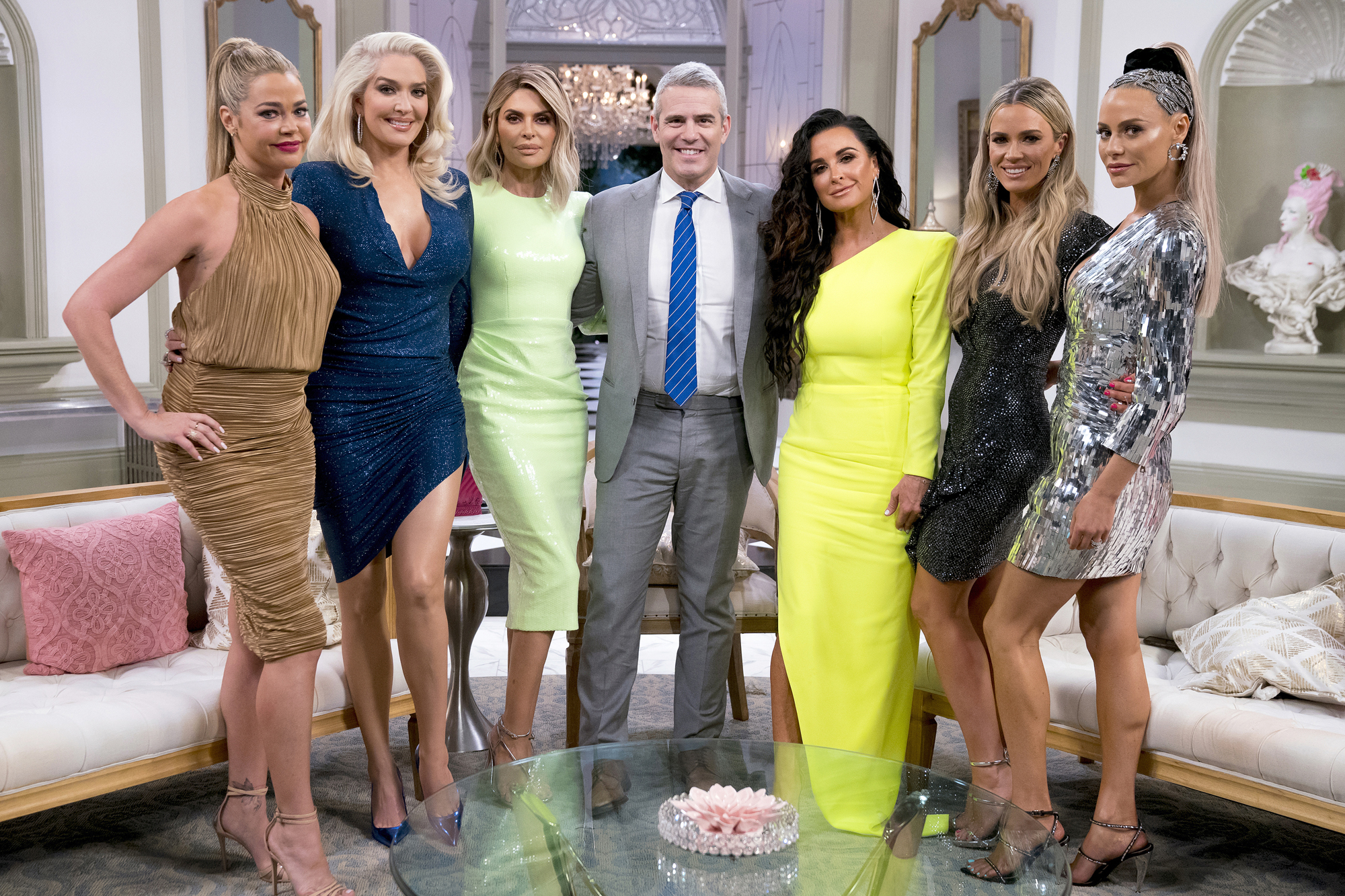 """THE REAL HOUSEWIVES OF BEVERLY HILLS - """"Reunion"""