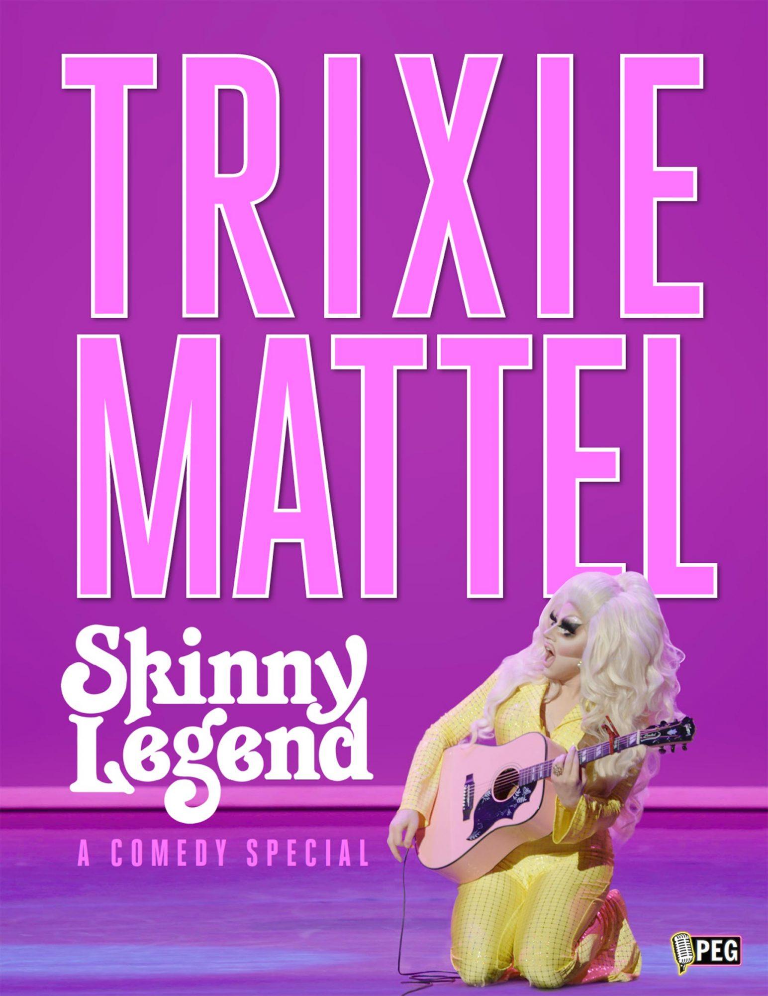 Trixie Mattel Skinny Legend
