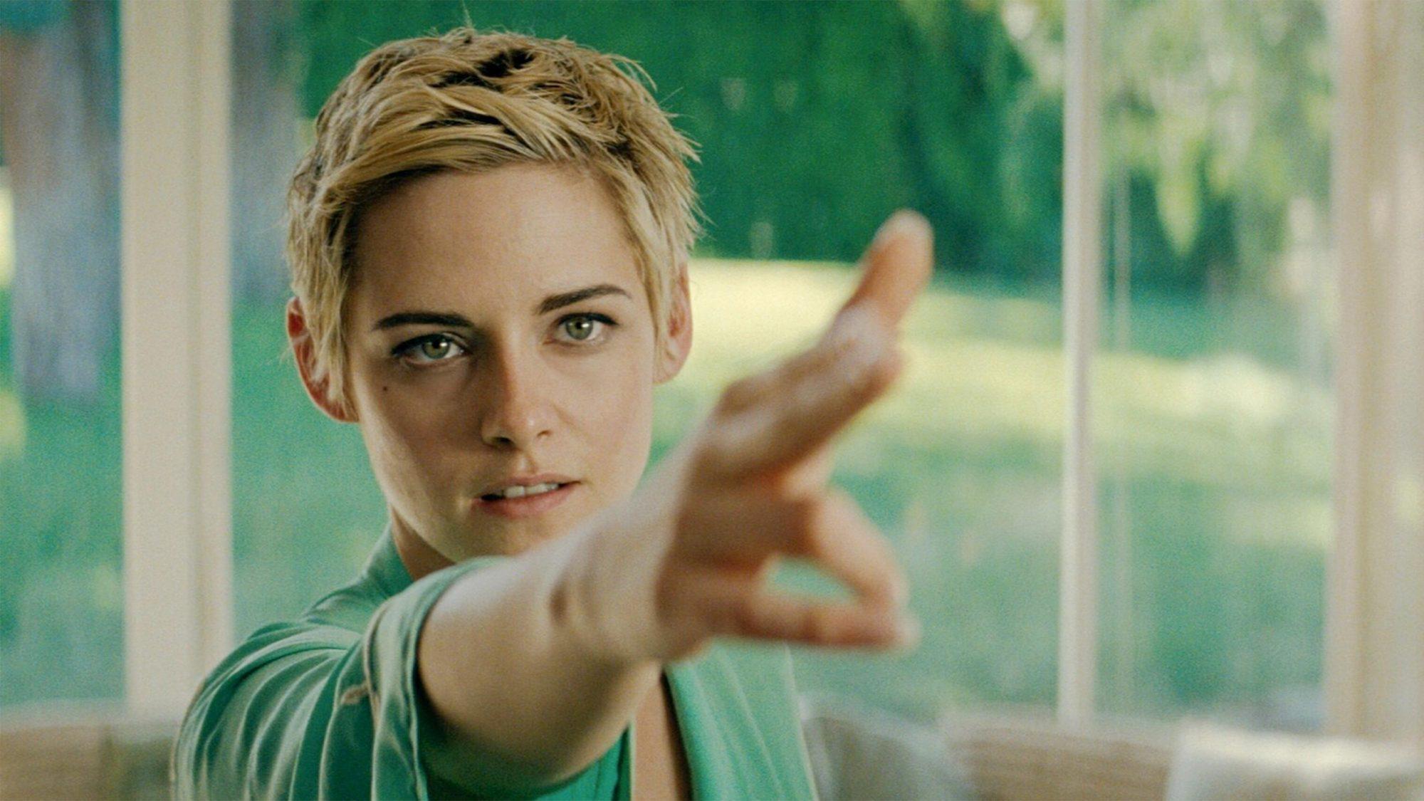 Kristen Stewart stars in SEBERG CR: Amazon Studios