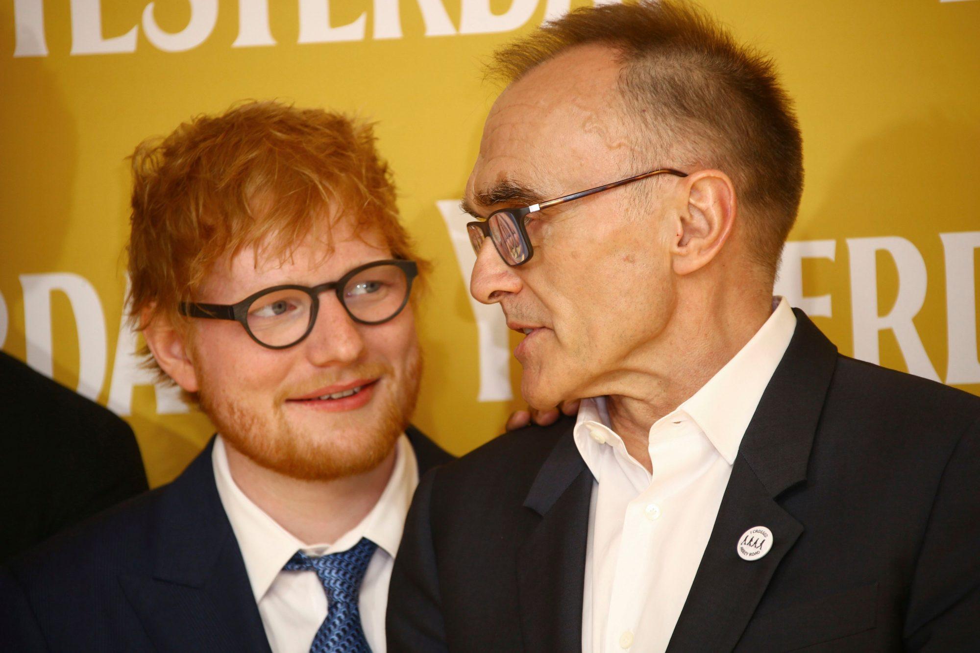 Ed Sheeran, Danny Boyle