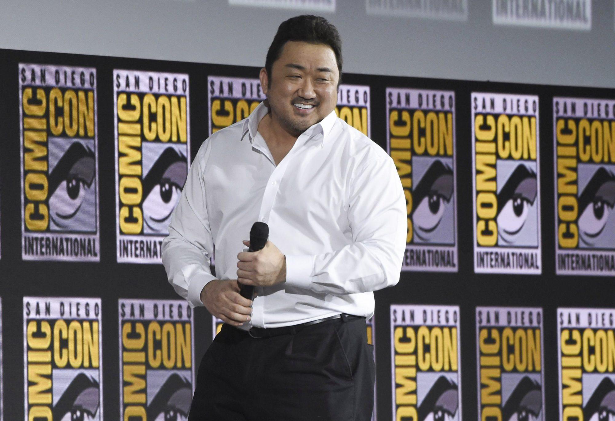 2019 Comic-Con - Marvel Studios, San Diego, USA - 20 Jul 2019