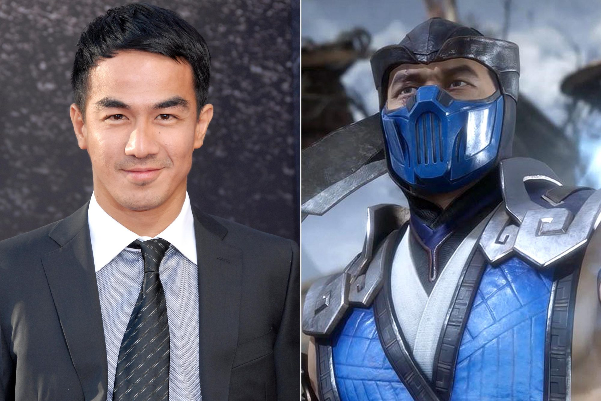UNIVERSAL CITY, CA - MAY 21: Actor Joe Taslim attends the premiere of 'Fast & Furious 6' at Universal CityWalk on May 21, 2013 in Universal City, California. (Photo by Barry King/FilmMagic) Mortal Kombat 11 Sub-Zero CR: Warner Bros. Interactive Entertainment