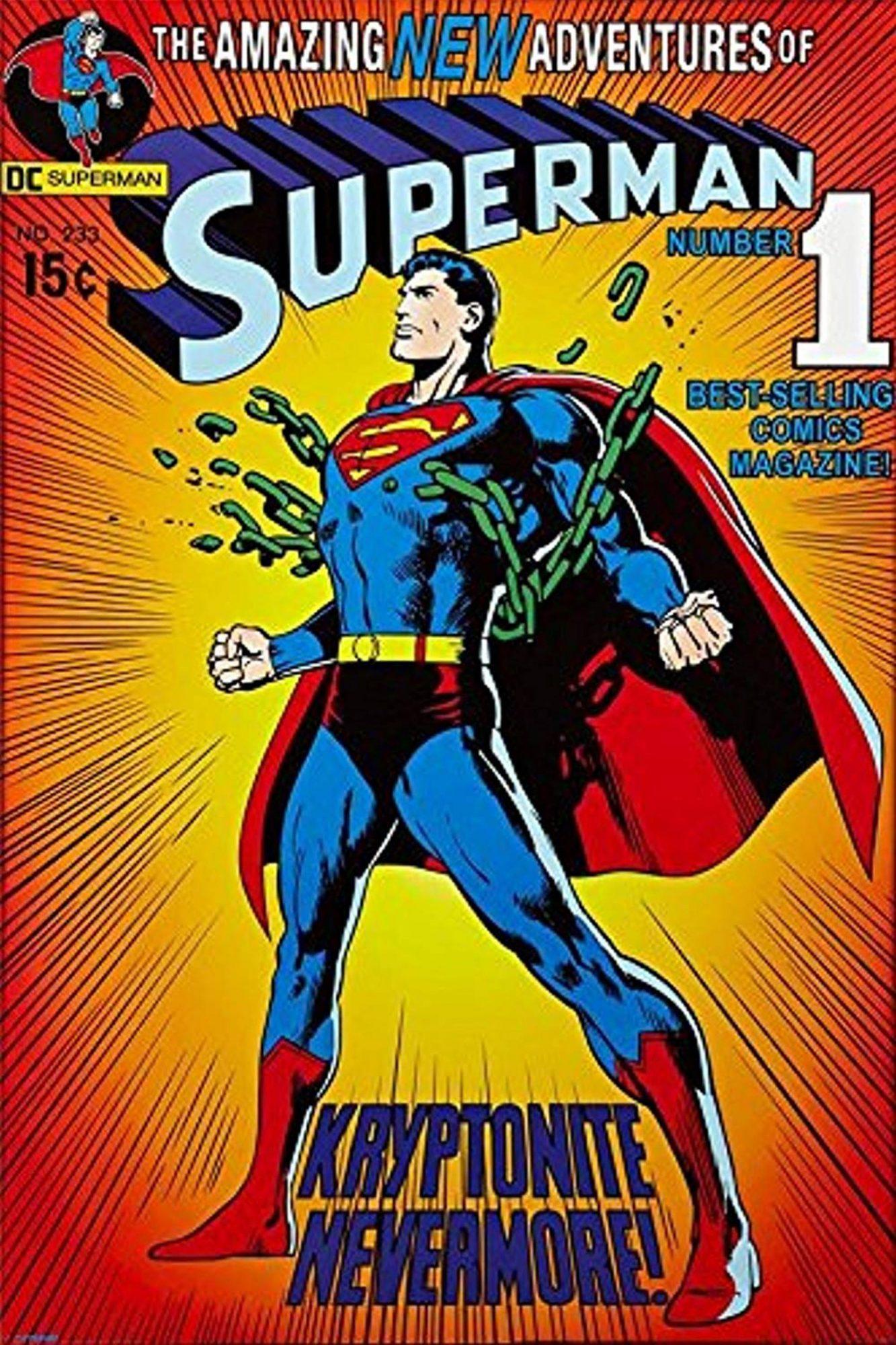 The Amazing New Adventures of Superman