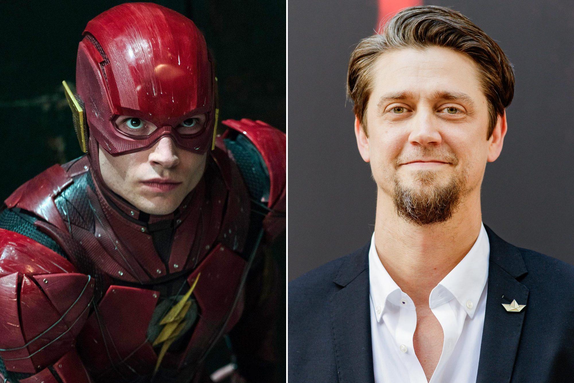 The Flash; Andy Muschietti