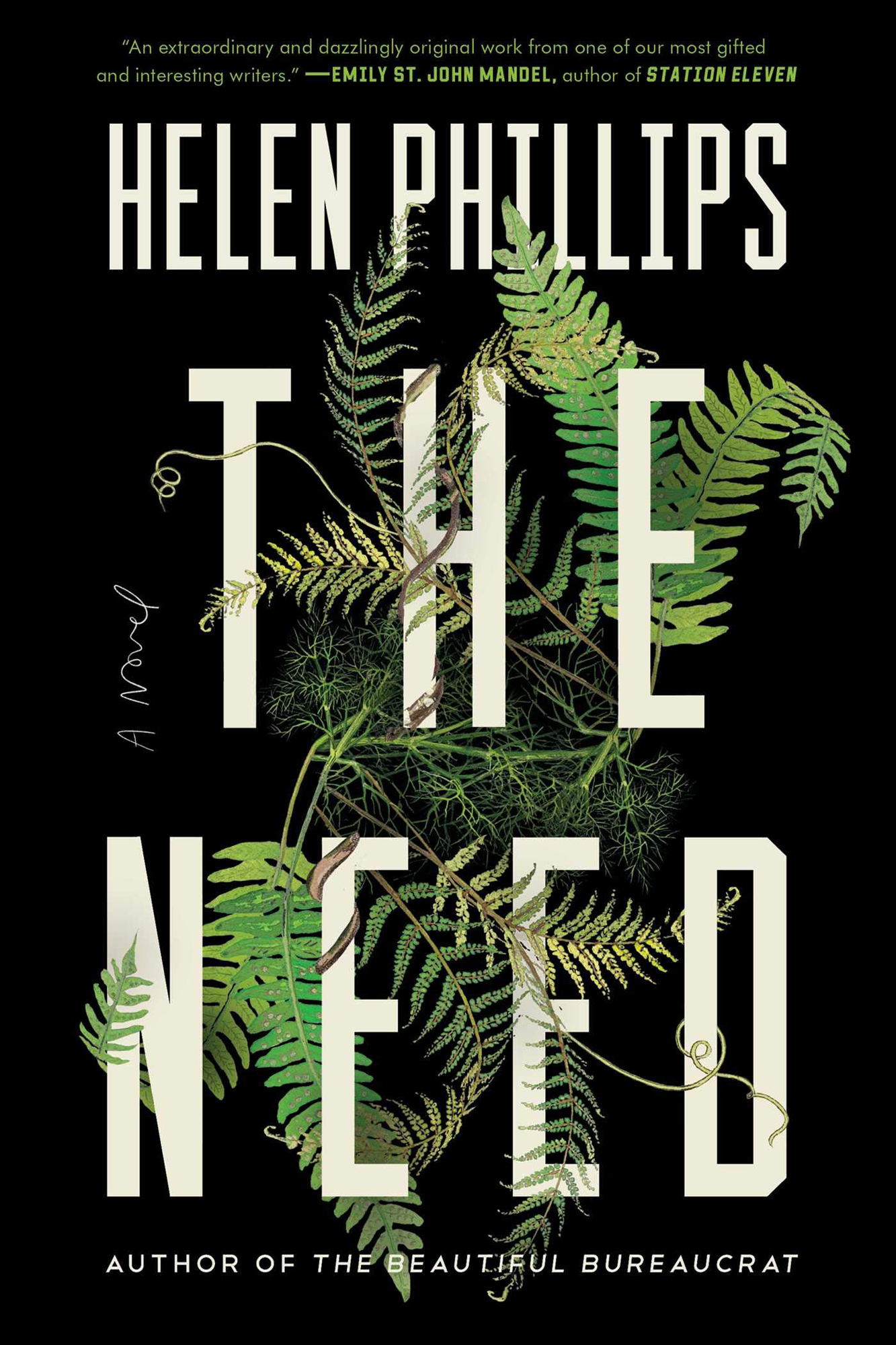 The Need, by Helen Phillips
