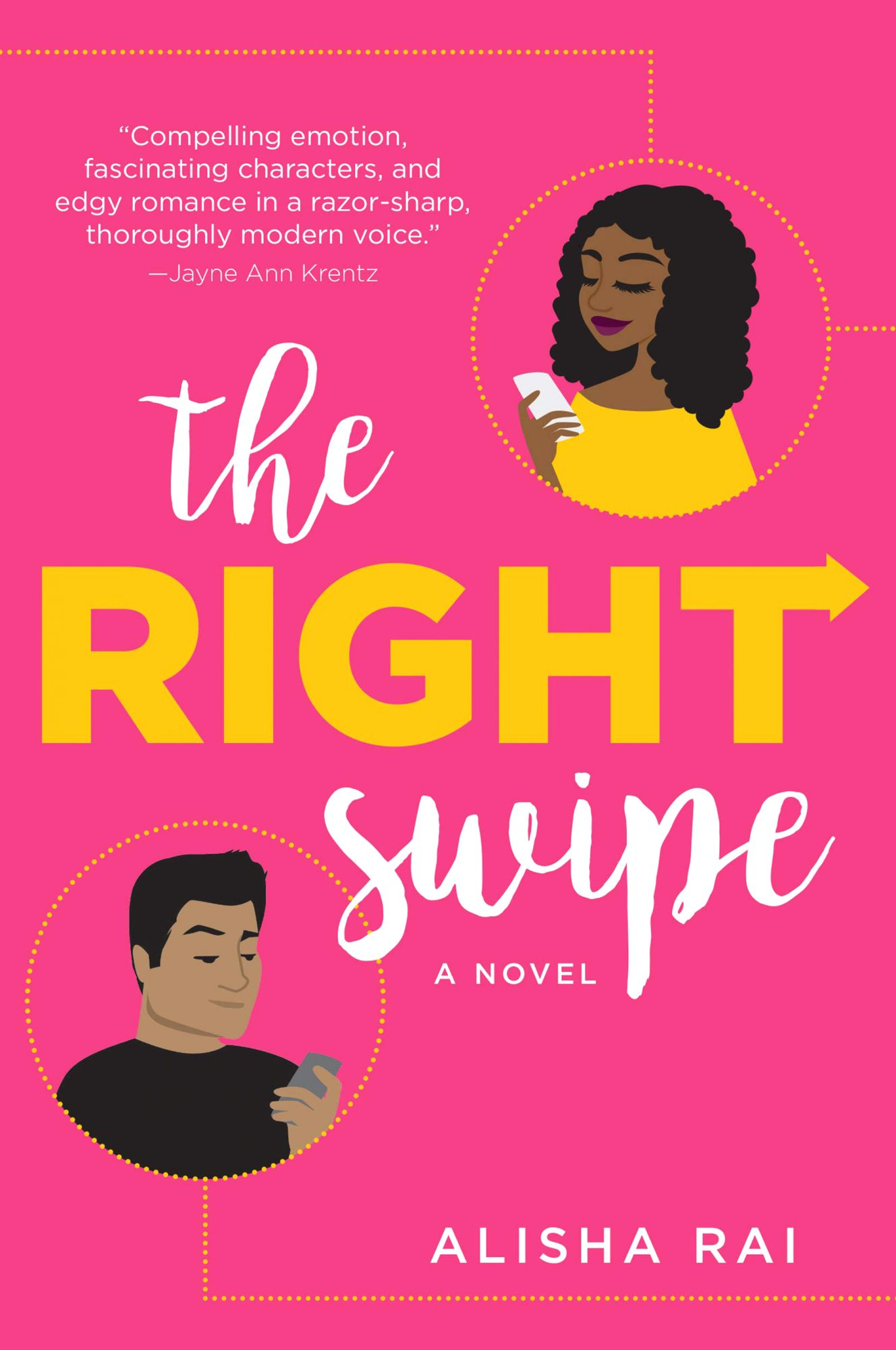 The Right Swipe, by Alisha Rai