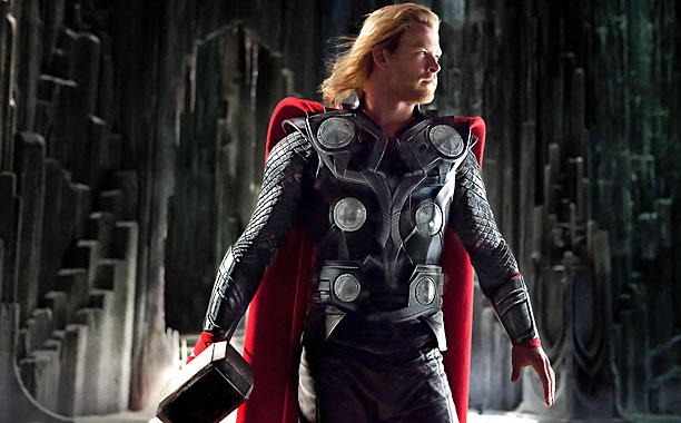 Marvel, The Avengers | The first half hour of Thor is some of the grandest filmmaking in any Marvel Studios project, with director Kenneth Branagh clearly having a blast…