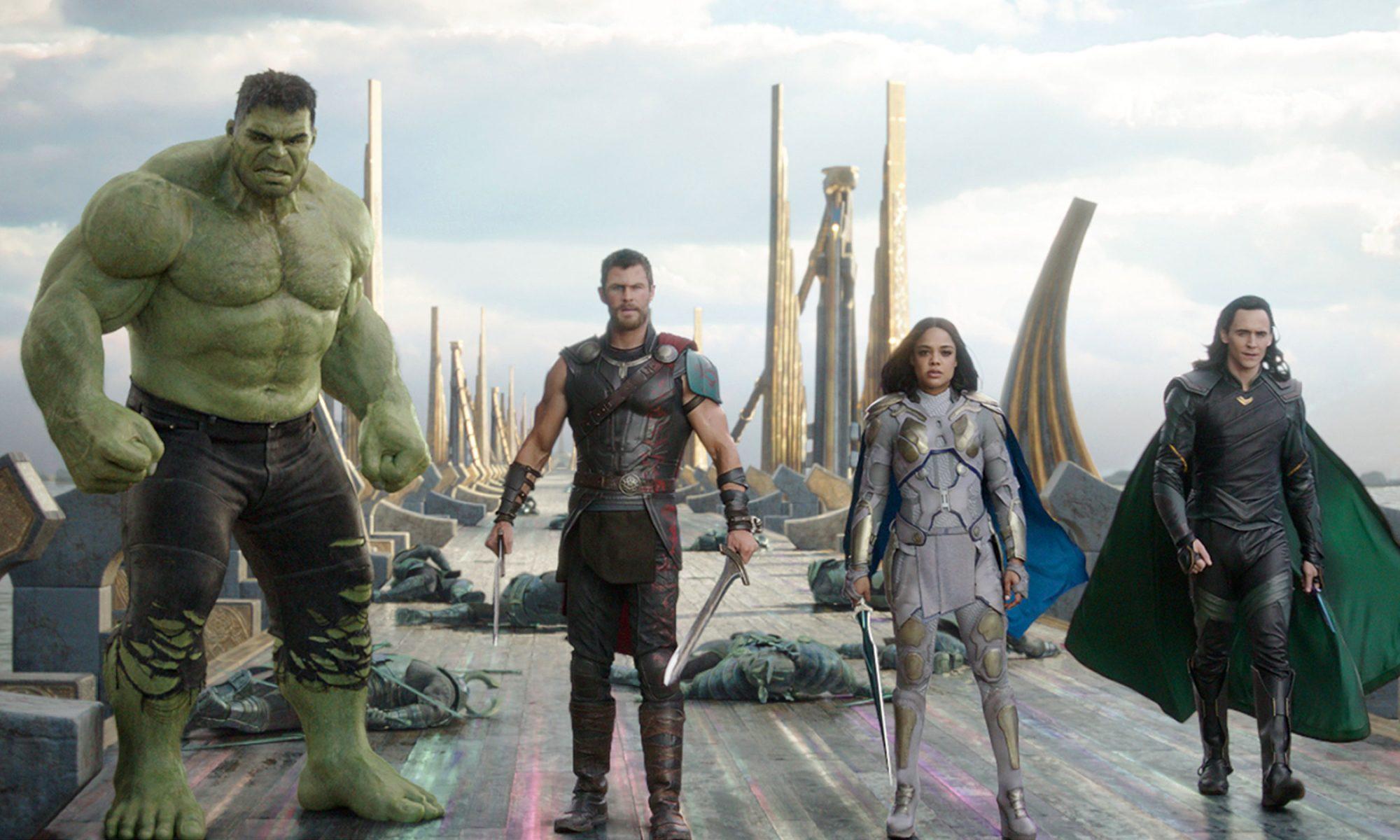 2.Thor: Ragnarok(2017)