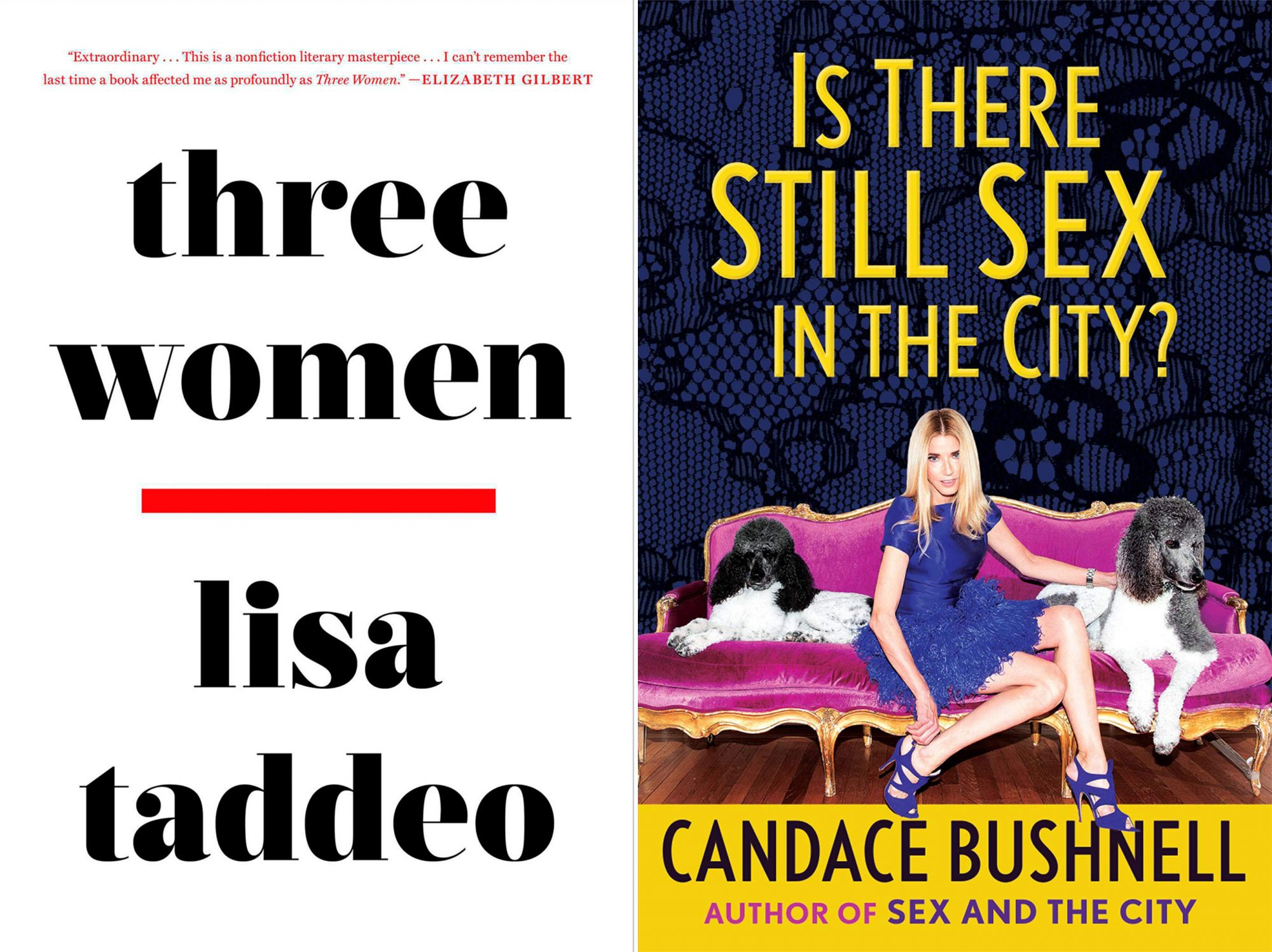 Three Women; Is There Still Sex in the City