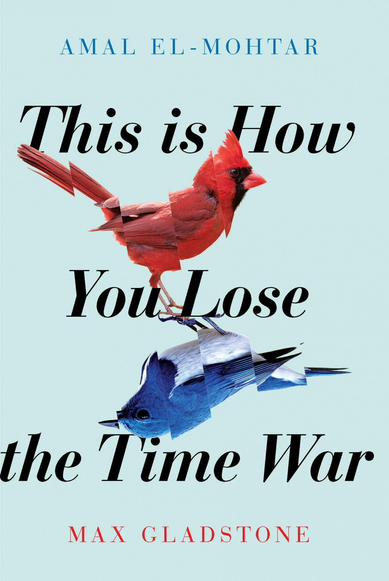 This Is How You Lose The Time War (2019)Max Gladstone
