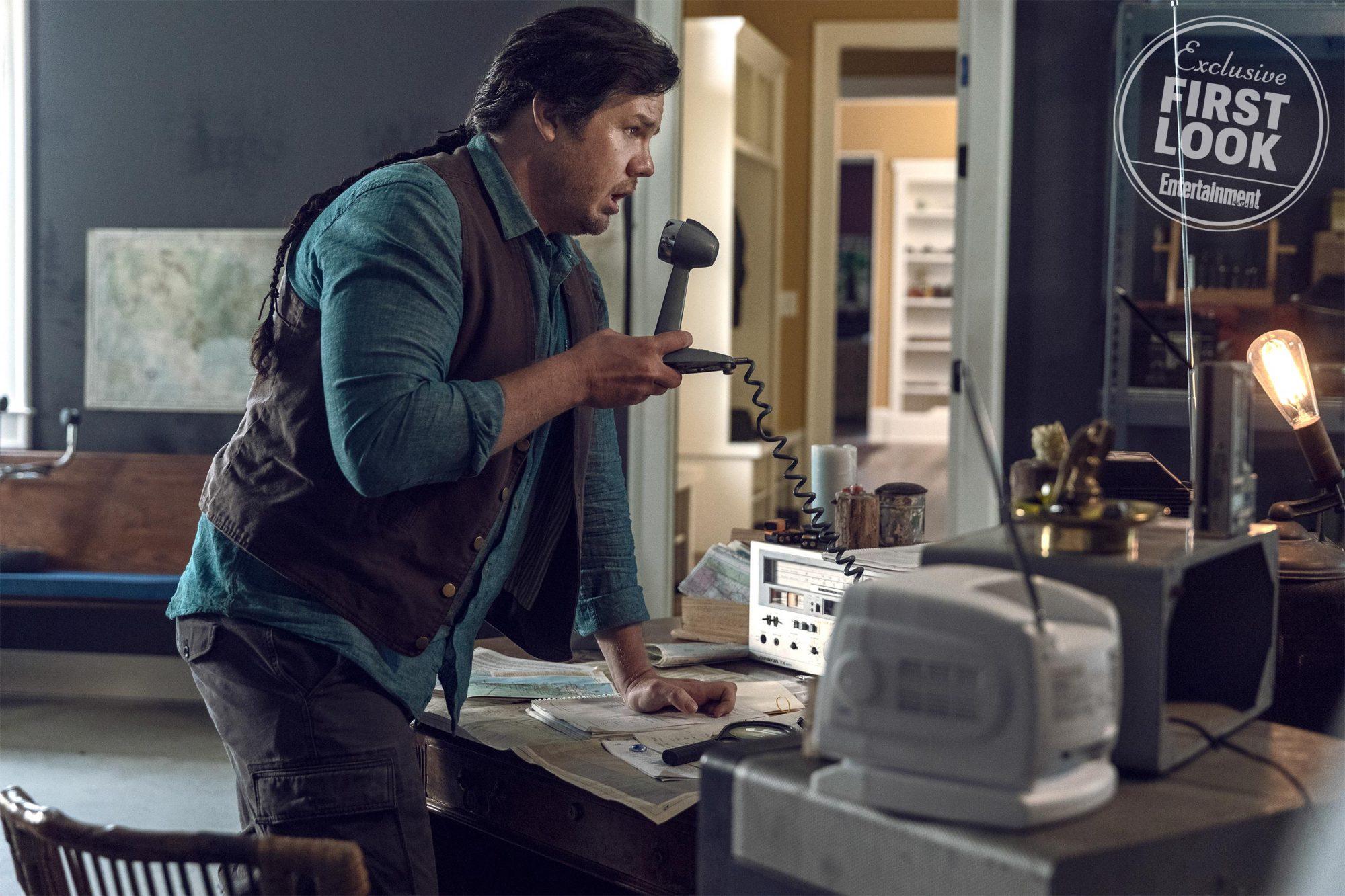 Josh McDermitt as Dr. Eugene Porter - The Walking Dead _ Season 10, Episode 1 - Photo Credit: Jackson Lee Davis/AMC
