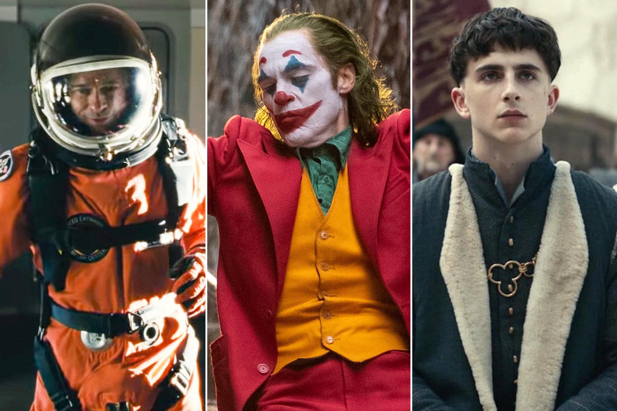 Venice Film Festival- Ad Astra, Joker, The King