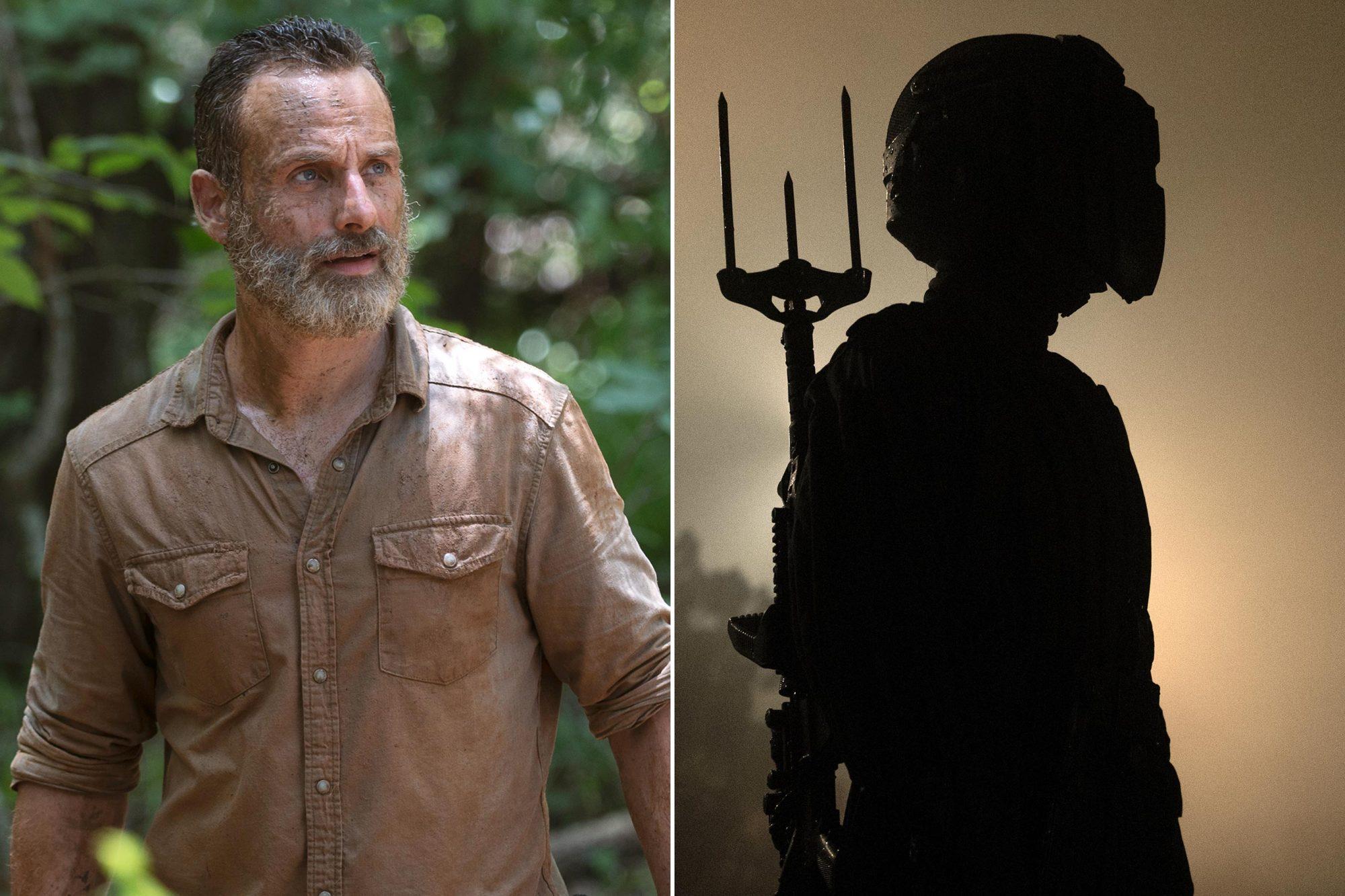 The Walking Dead; Fear the Walking Dead
