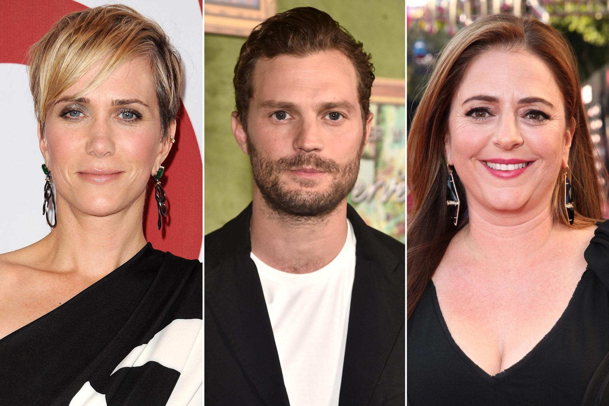 Kristen Wiig; Jamie Dornan; Annie Mumolo