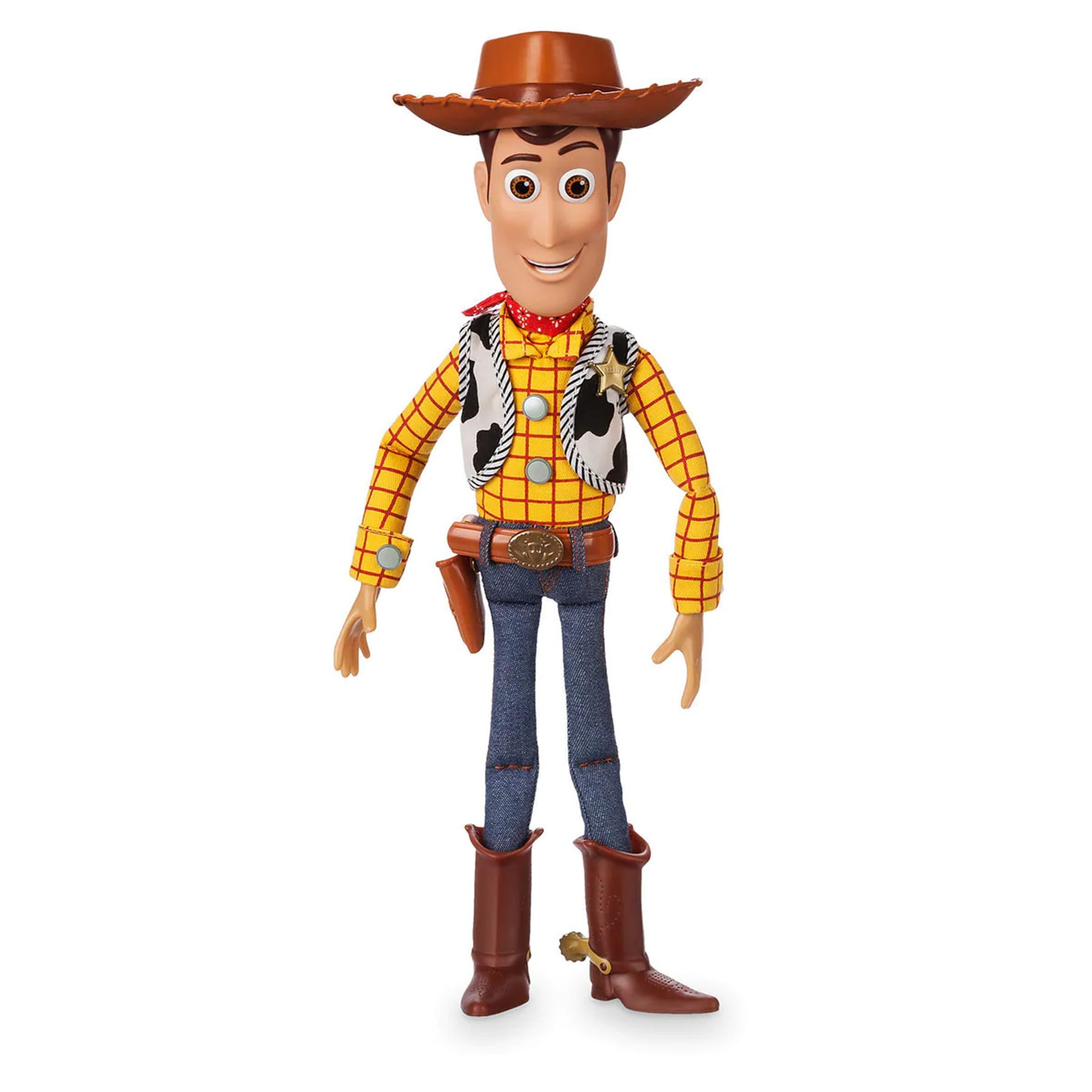 Woody Interactive Talking Action Figure