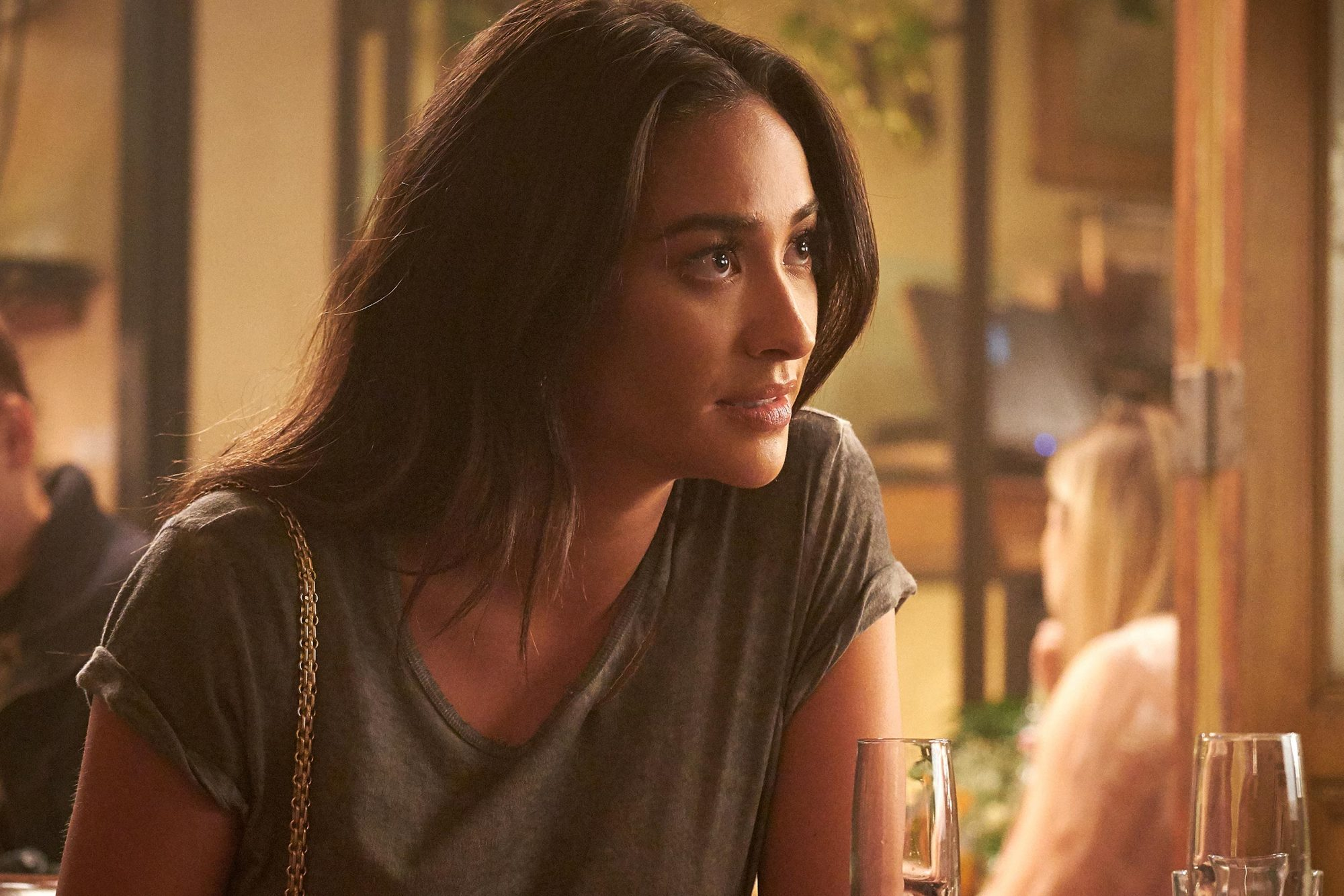 YOU Shay Mitchell stars in Lifetime's new series YOU, premiering Sunday, September 9, 2018 at 10pm ET/PT. Photo by Courtesy of Lifetime Copyright 2018