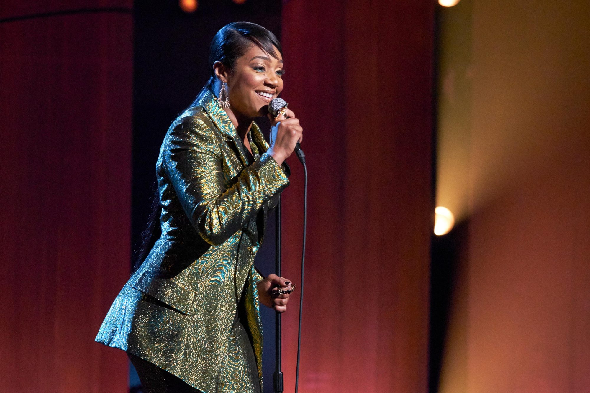 NO REUSE EXCEPT WHAT TO WATCH 08/14/19 They Ready PHOTO CREDIT Adam Rose/Netflix PICTURED Tiffany Haddish