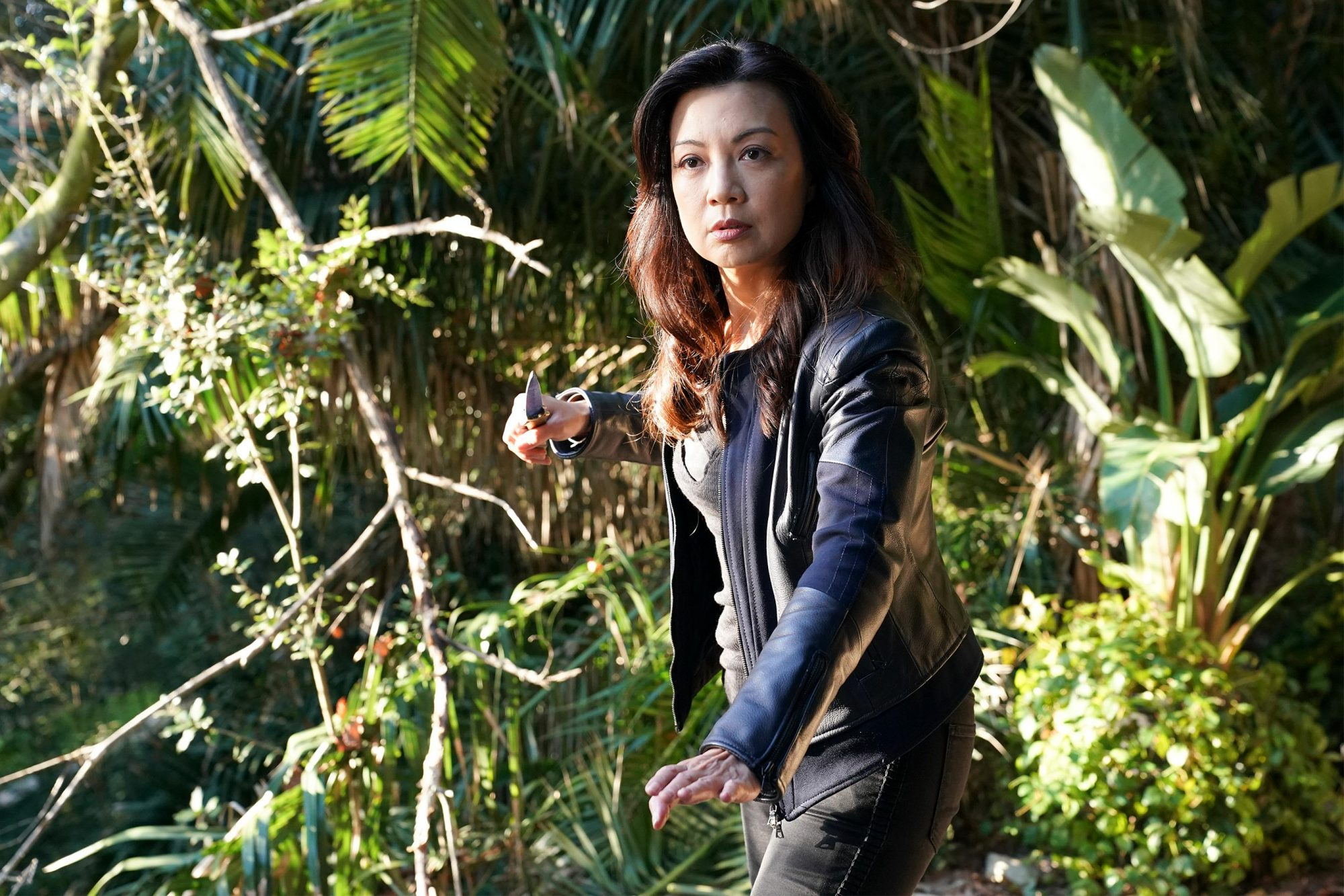 "MARVEL'S AGENTS OF S.H.I.E.L.D. - ""The Sign/New Life"" - With time running short, the team will have to go to hell and back to stop the end of everything. Who will survive? Find out on the blockbuster two-hour season finale of ""Marvel's Agents of S.H.I.E.L.D."" airing FRIDAY, AUG. 2 (8:00-10:01 p.m. EDT), on ABC. (ABC/Mitch Haaseth) MING-NA WEN"