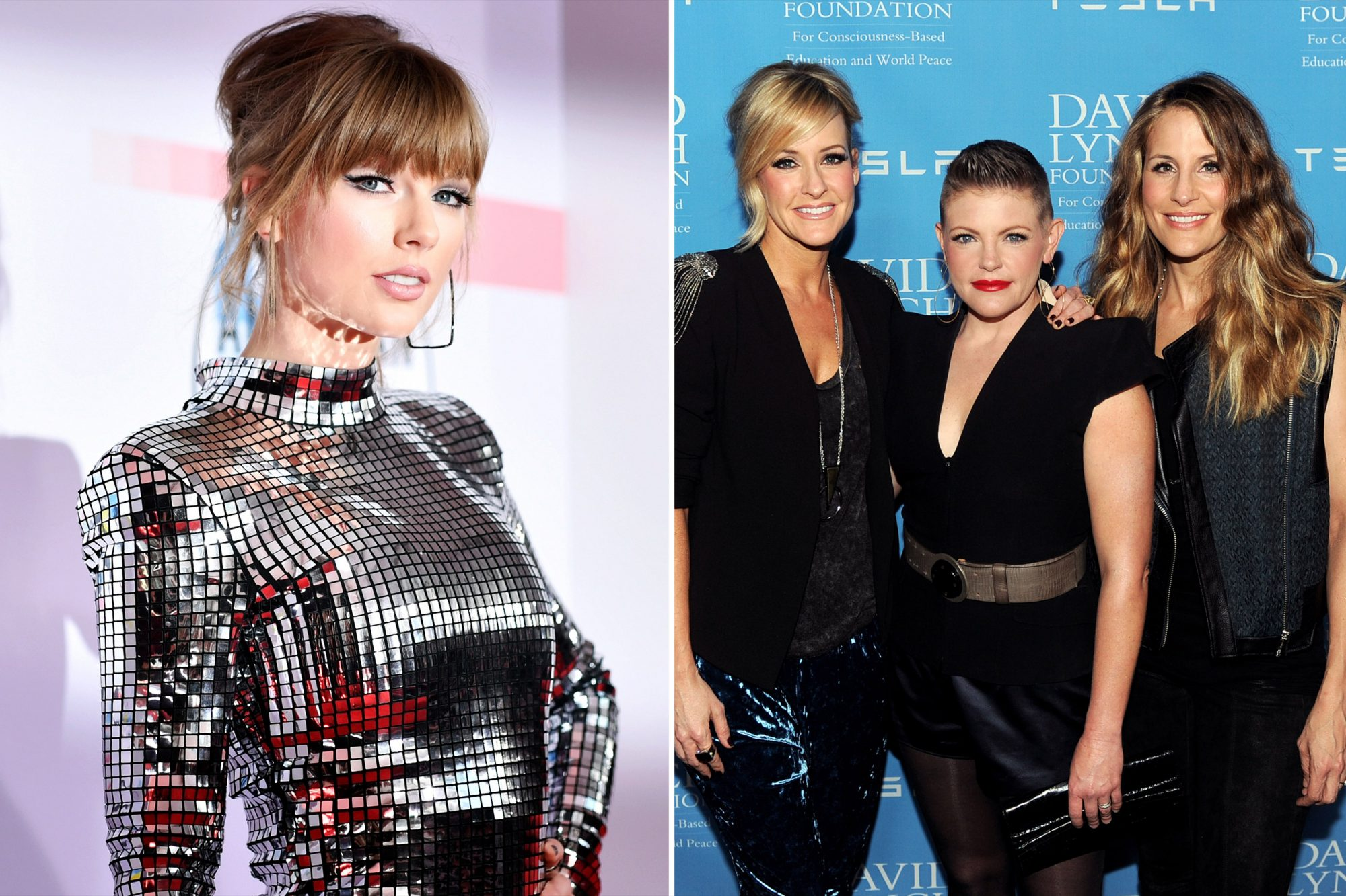 Taylor Swift, Dixie Chicks