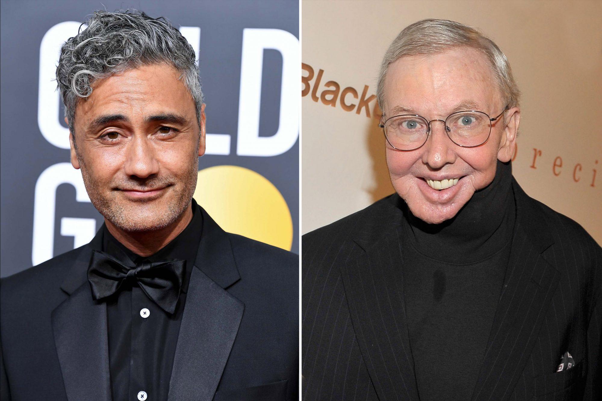 Taika Waititi and Roger Ebert