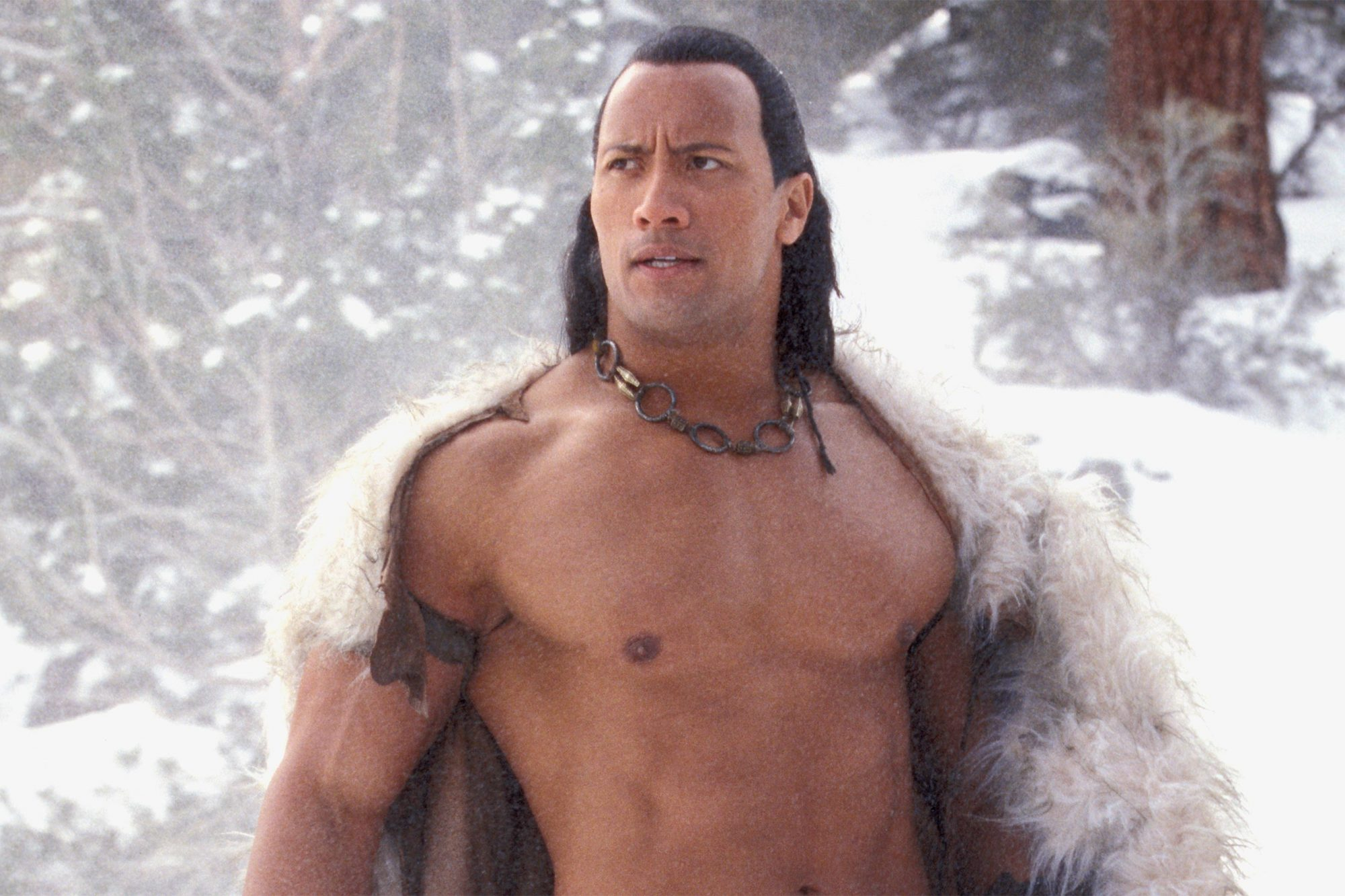 The Scorpion King (2002)Dwayne Johnson (aka The Rock)