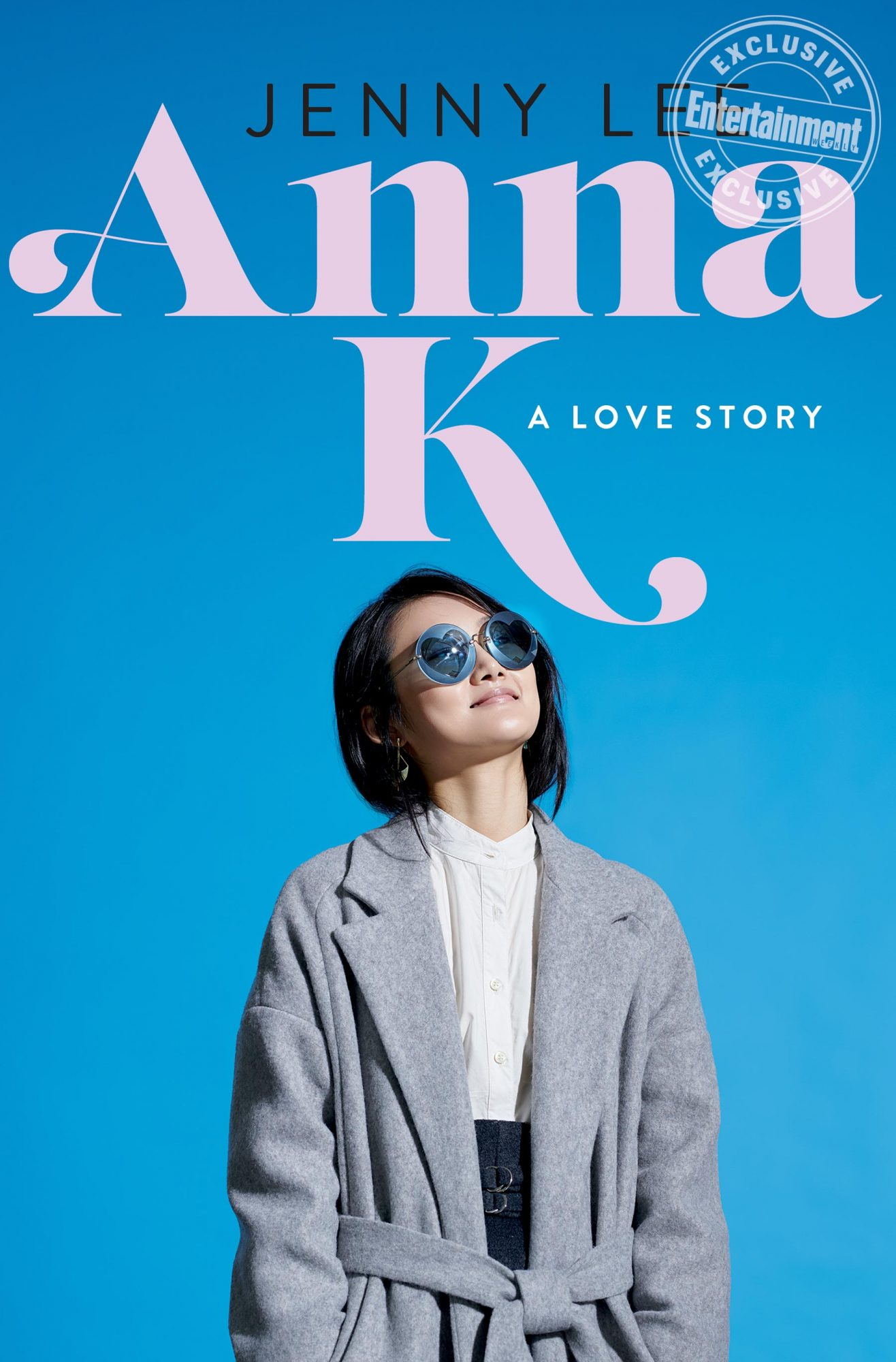 Anna K: A Love Story by Jenny Lee CR: Flatiron