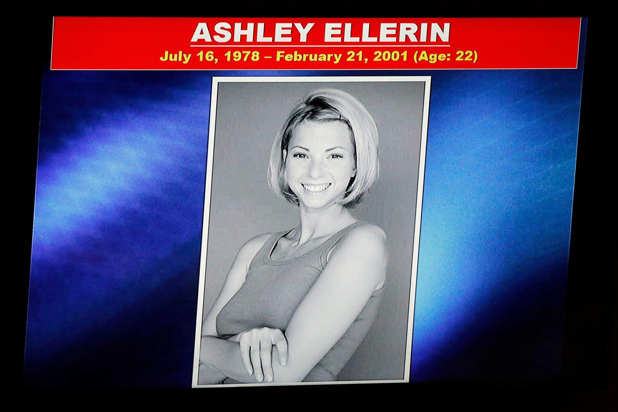 Ashley Ellerin