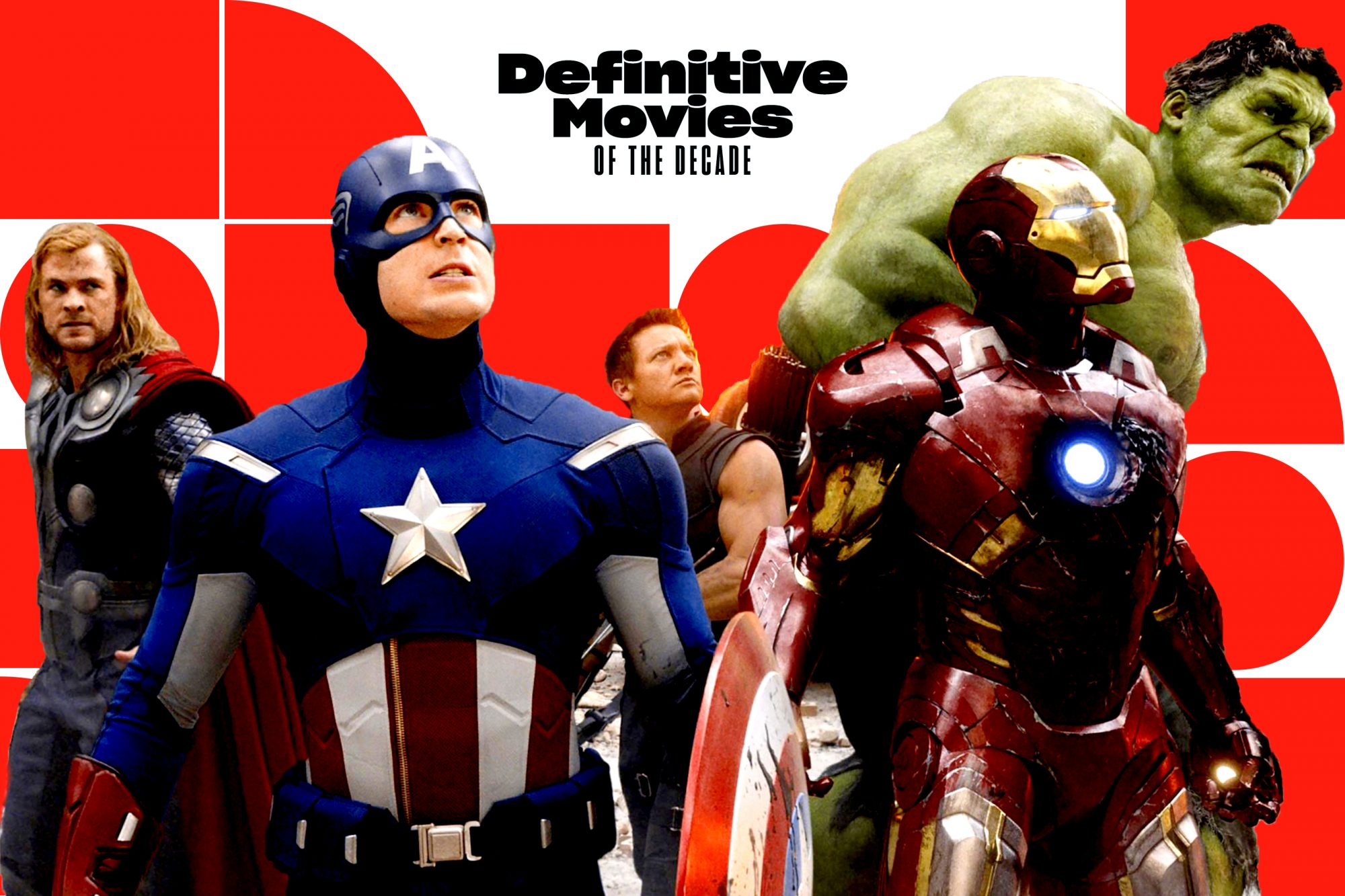 Definitive Movies of the Decade