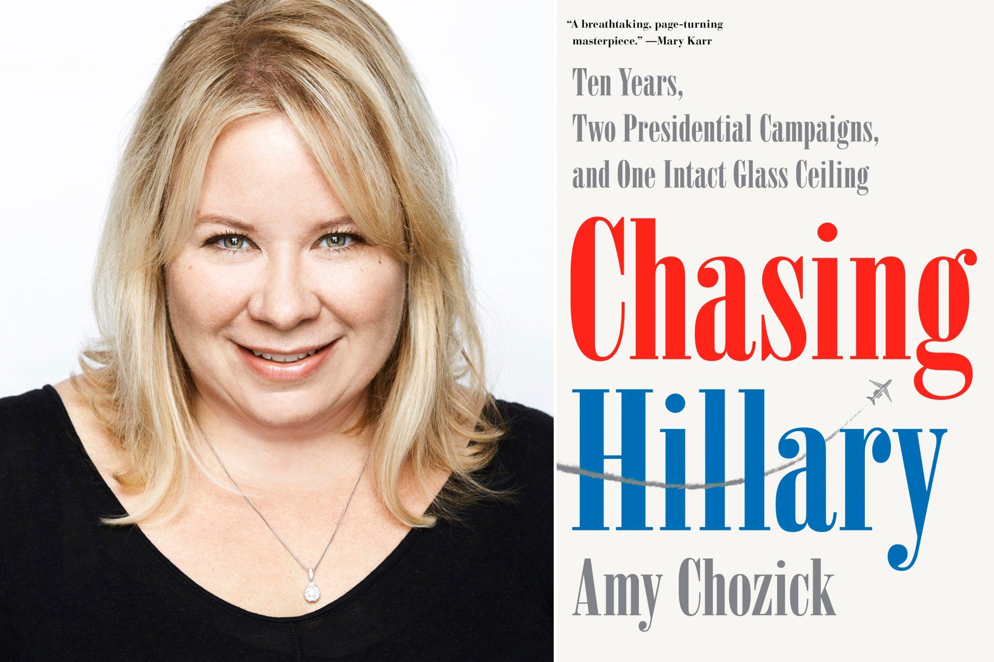 Julie Plec; Chasing Hillary