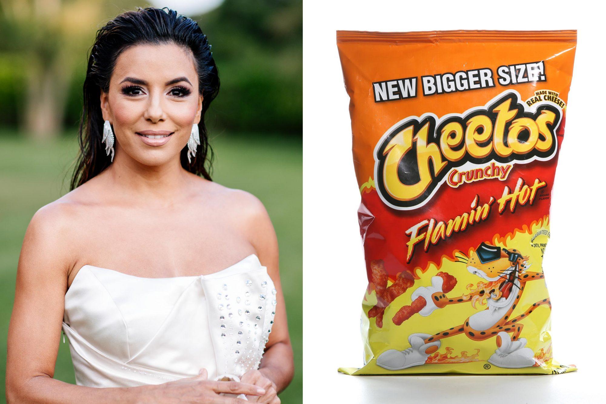 Eva Longoria / Flamin' Hot Cheetos