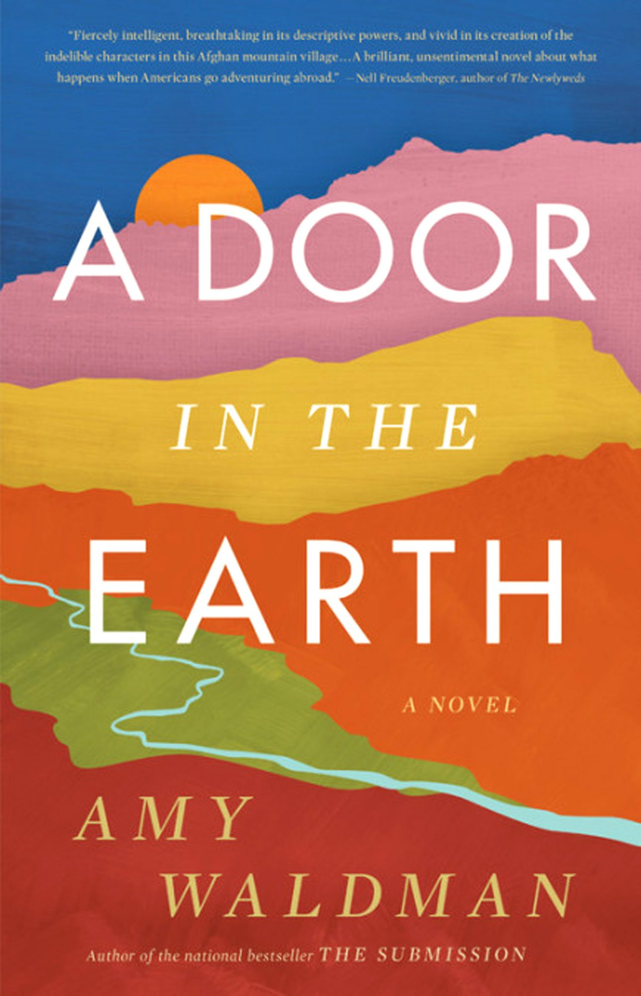 A Door in the Earth, by Amy Waldman