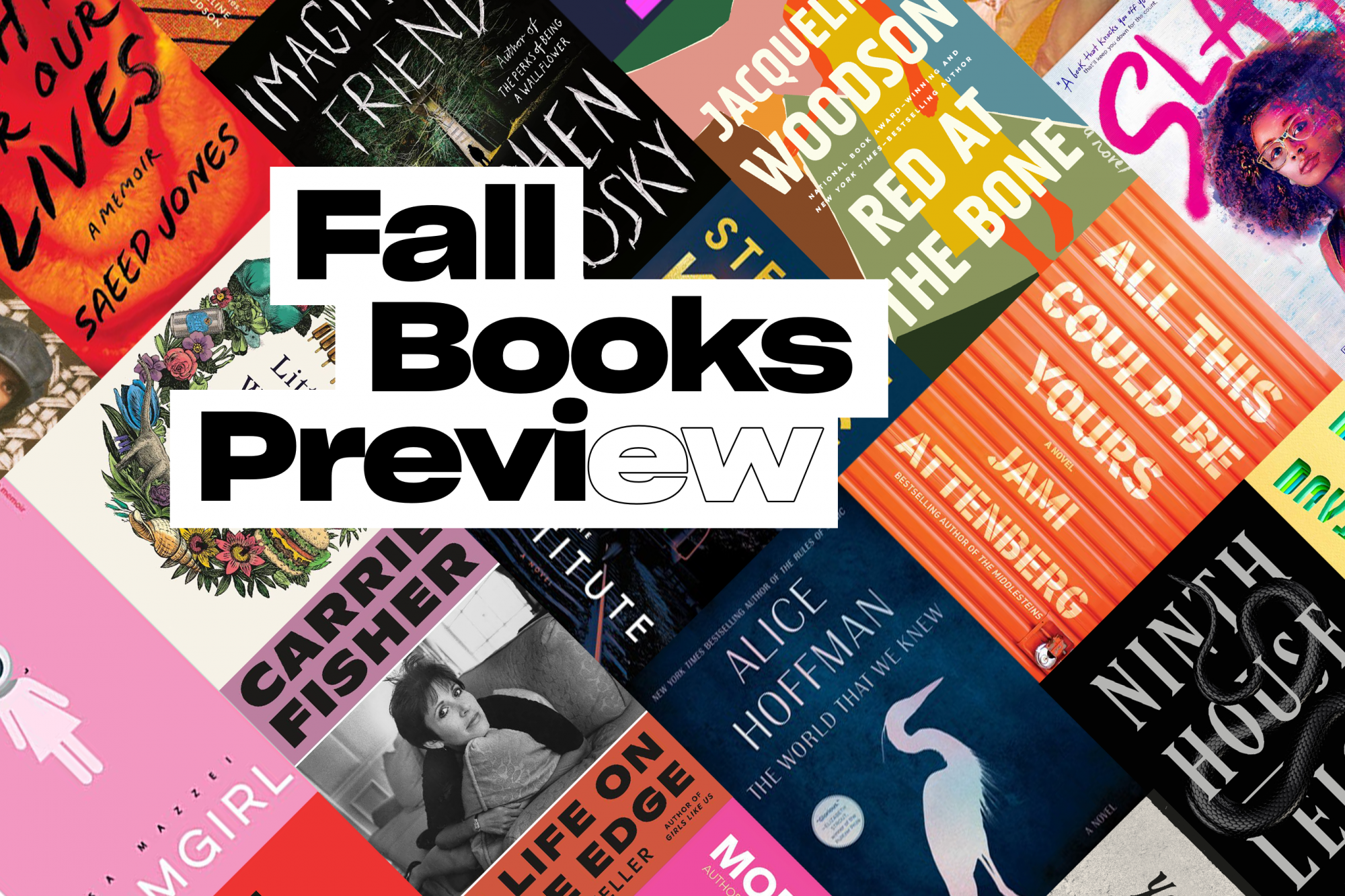 Fall Books Preview