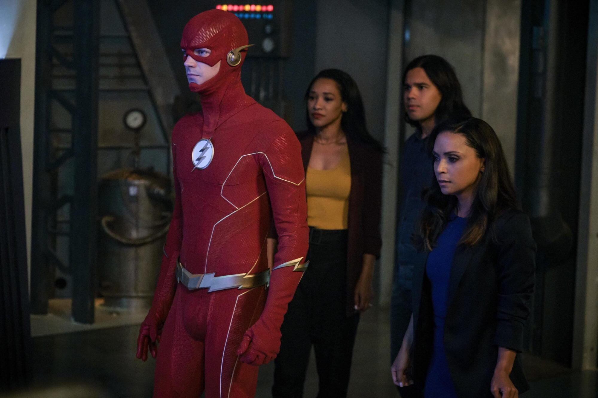 The Flash recap: Season 6, episode 1: Into the Void | EW.com