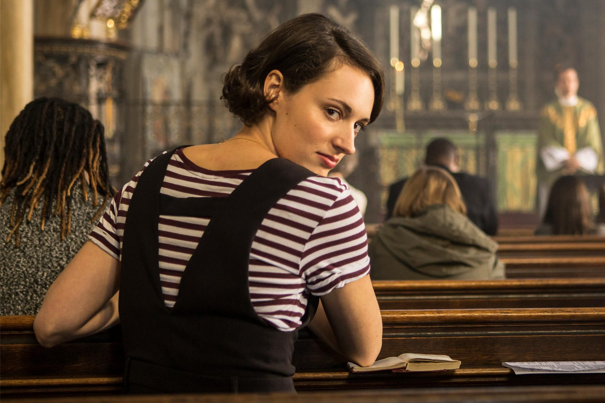 5. Fleabag (Amazon Prime Video)