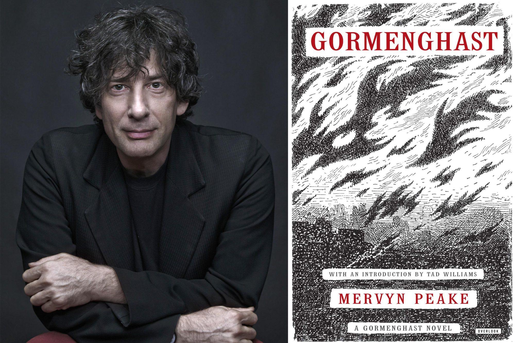 Neil Gaiman; Gormenghast