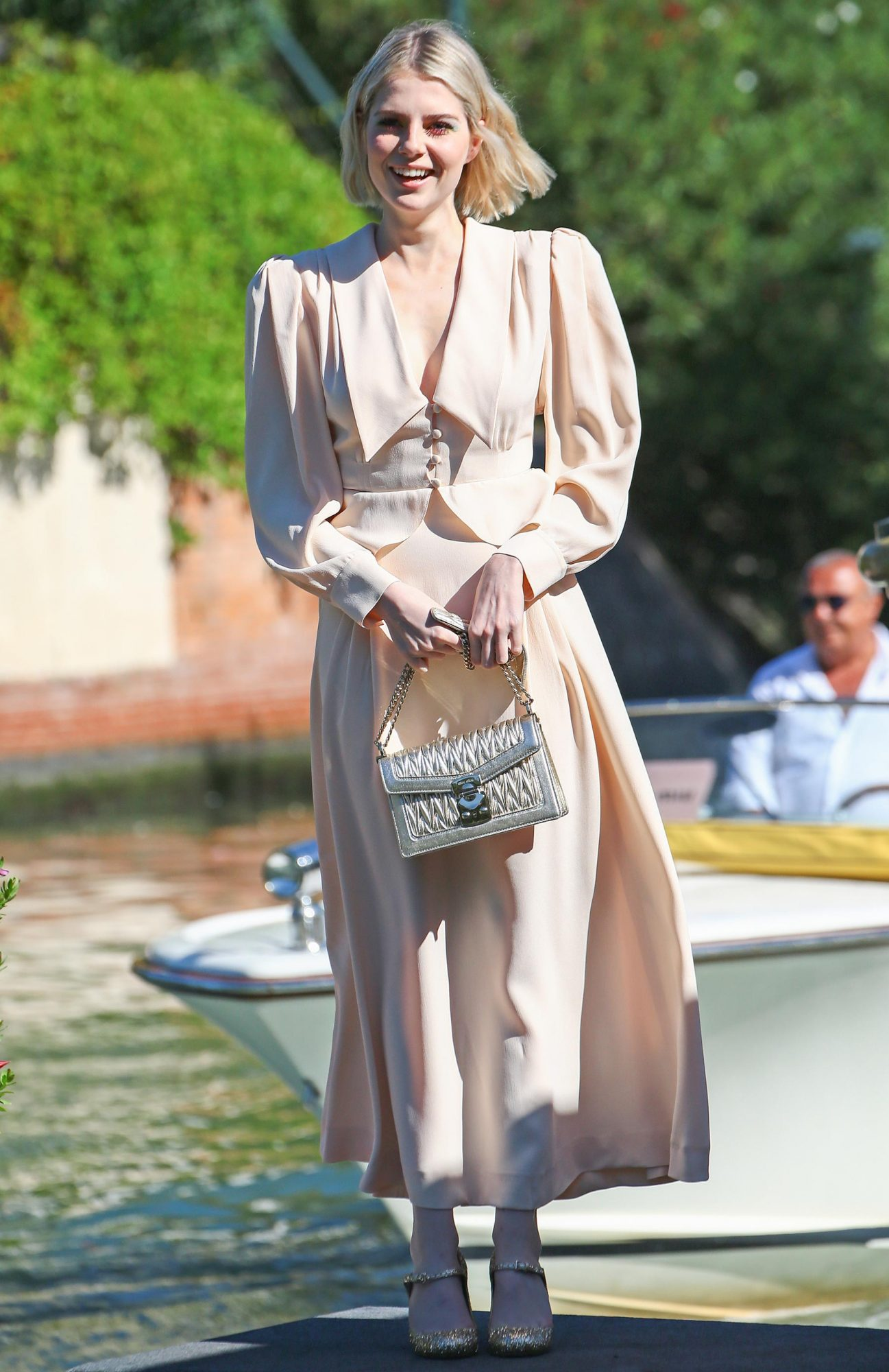 Celebrity Sightings During The 76th Venice Film Festival - September 3, 2019