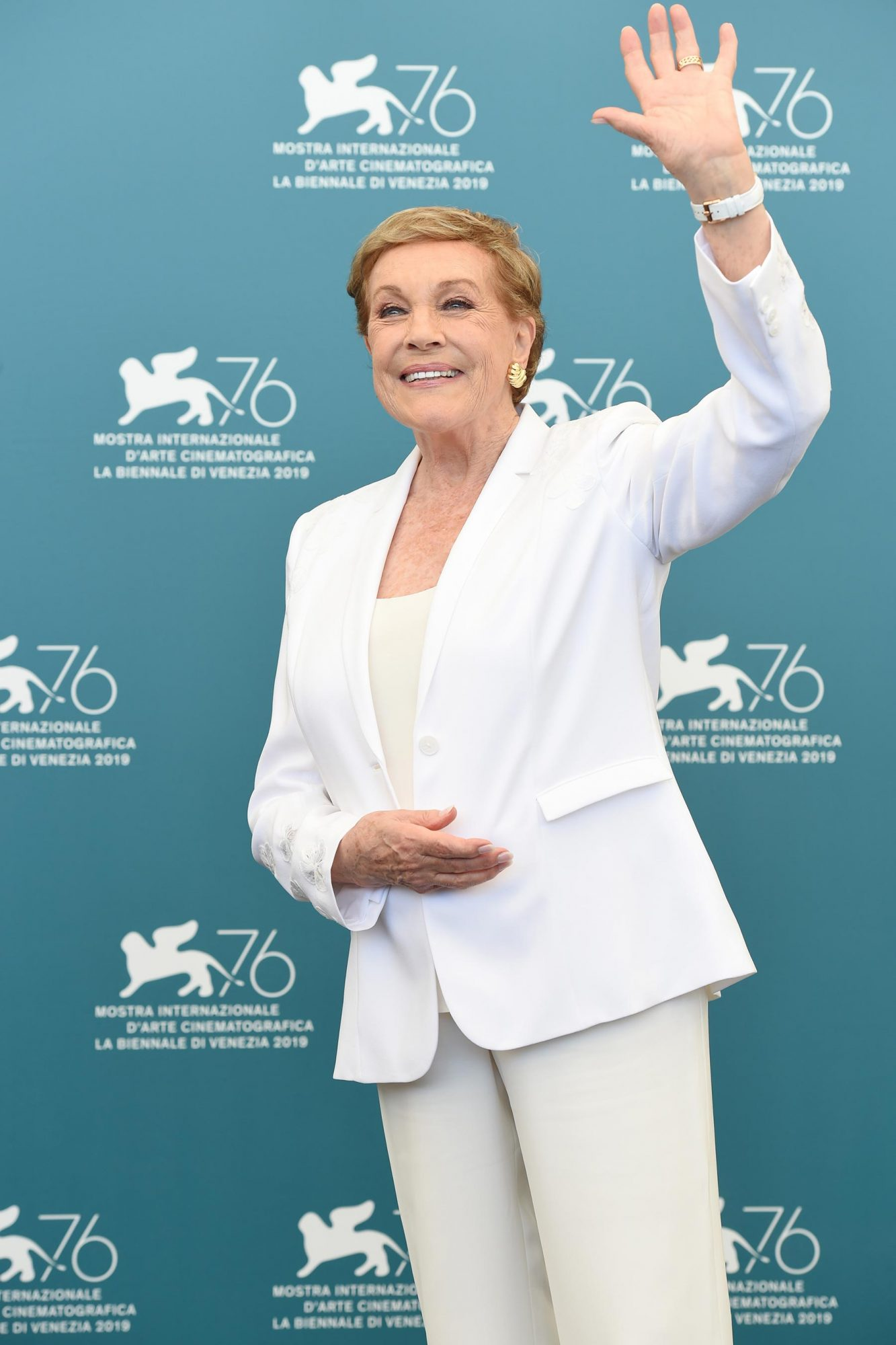 Julie Andrews Golden Lion Award Photocall - The 76th Venice Film Festival
