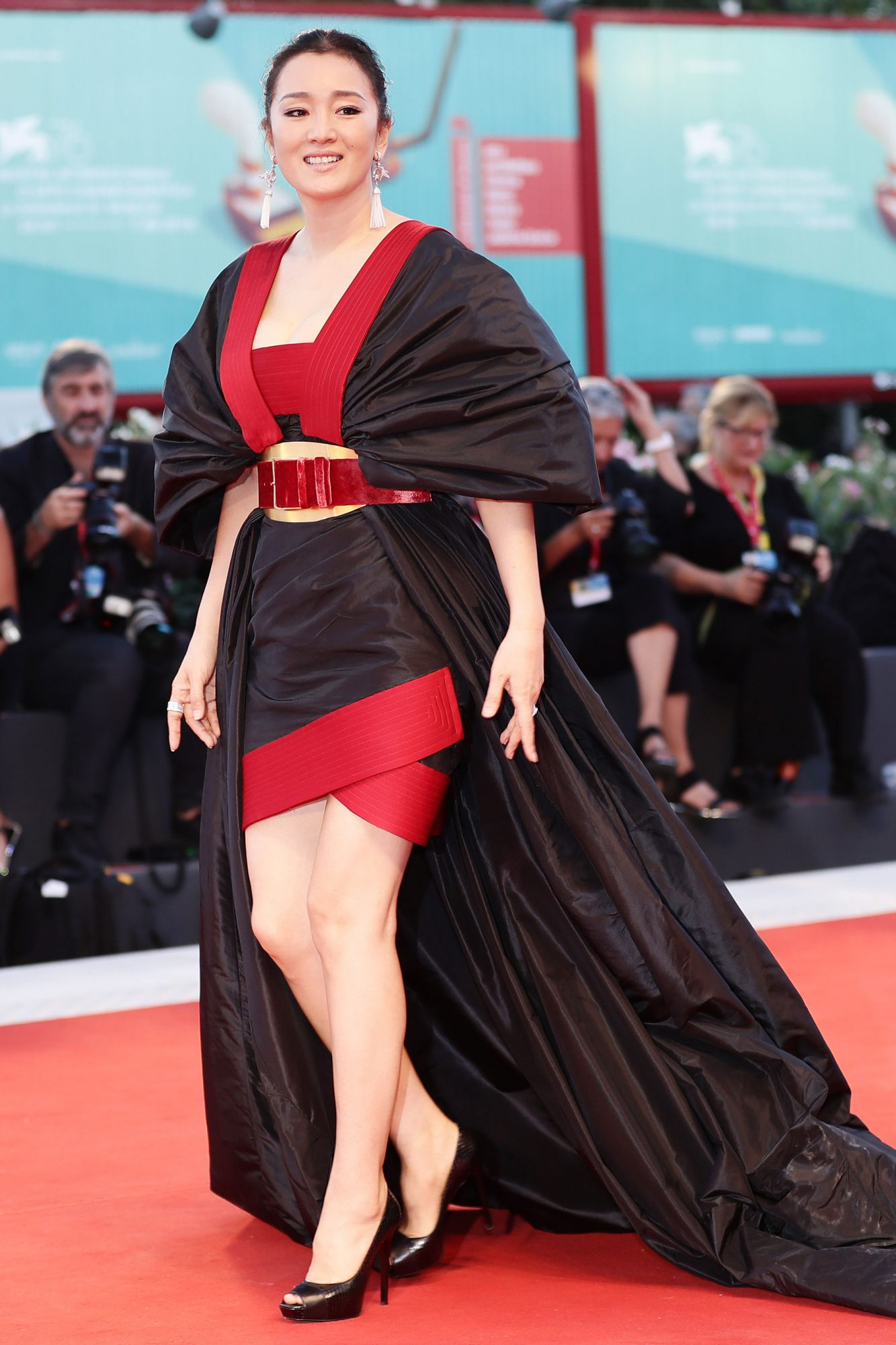 """Lan Xin Da Ju Yuan"" (Saturday Fiction) Red Carpet Arrivals - The 76th Venice Film Festival"