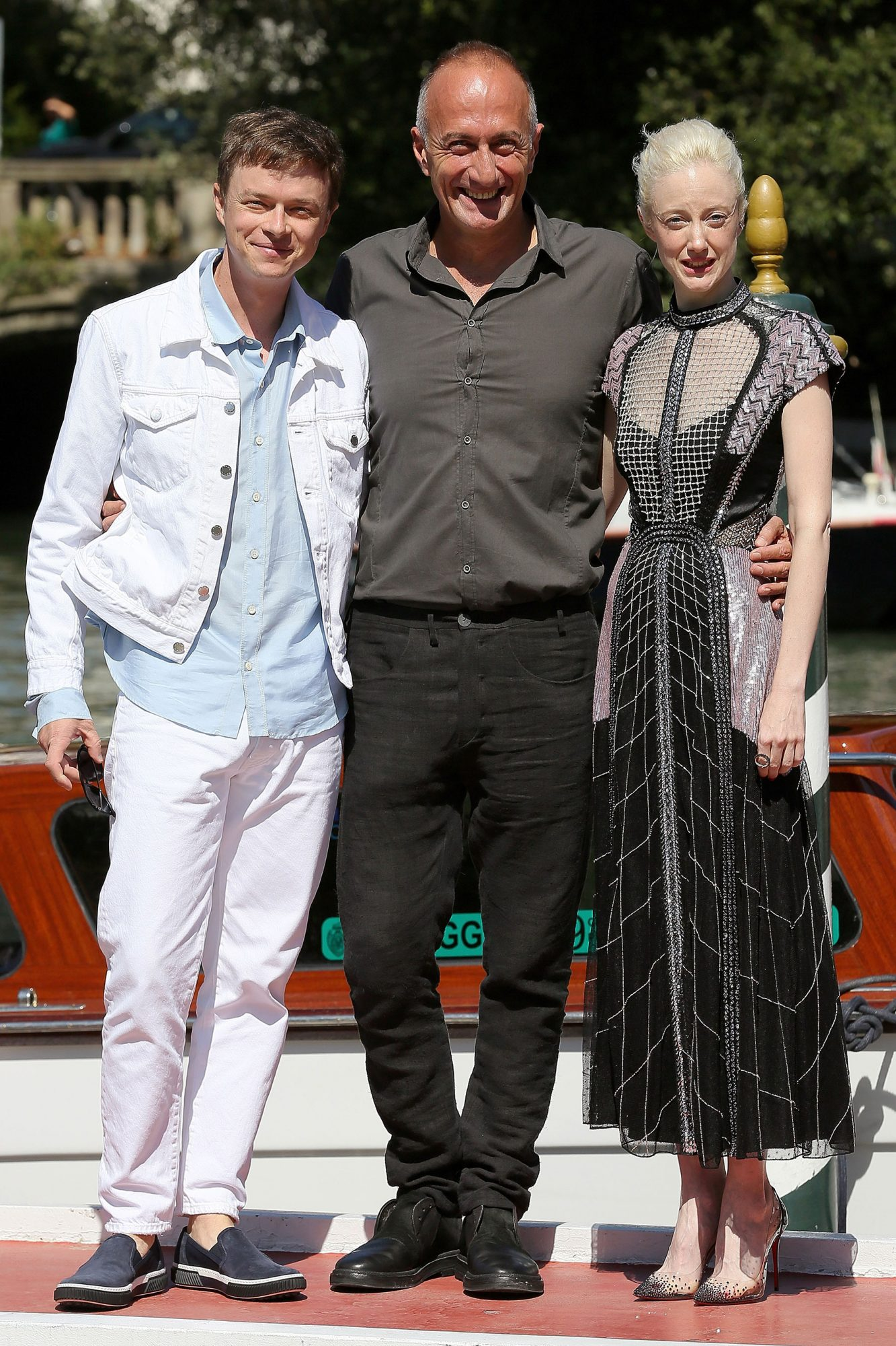 Celebrity Sightings at the 76th Venice Film Festival
