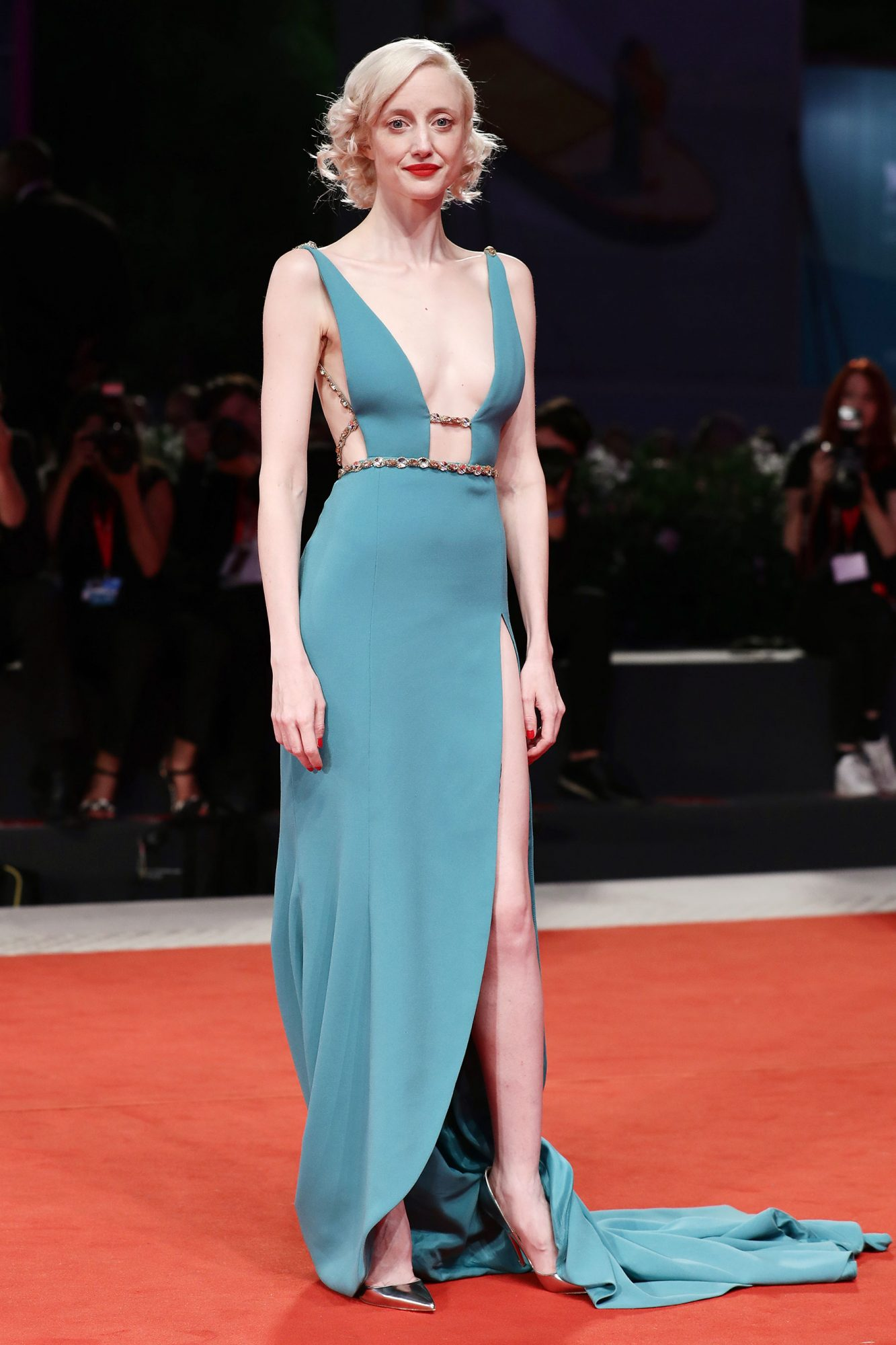 """ZeroZeroZero"" Red Carpet Arrivals - The 76th Venice Film Festival"
